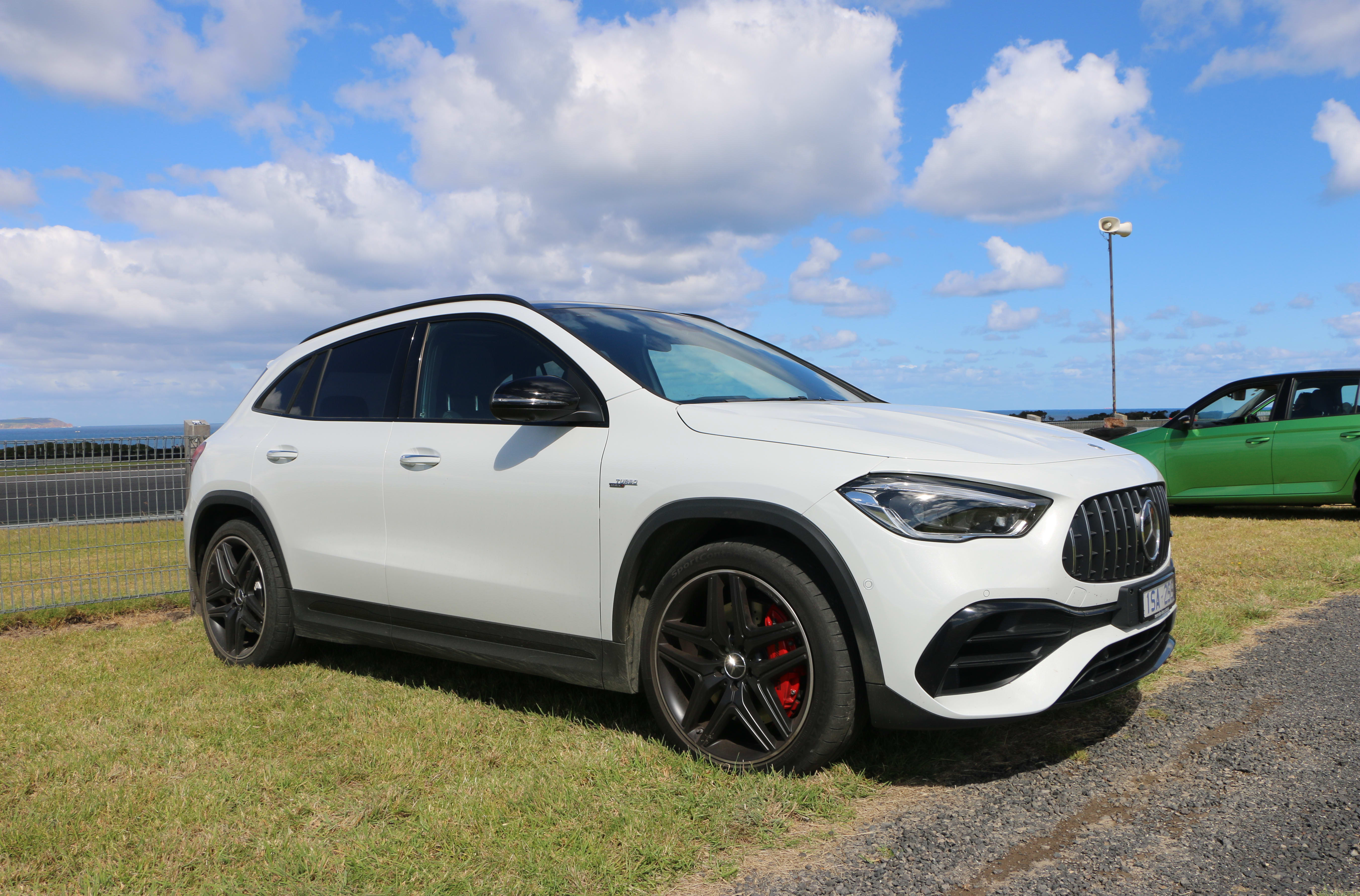 2021 Mercedes-AMG GLA 45 S long-term review