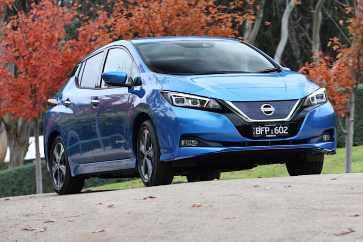 Nissan Leaf e+ review Australia