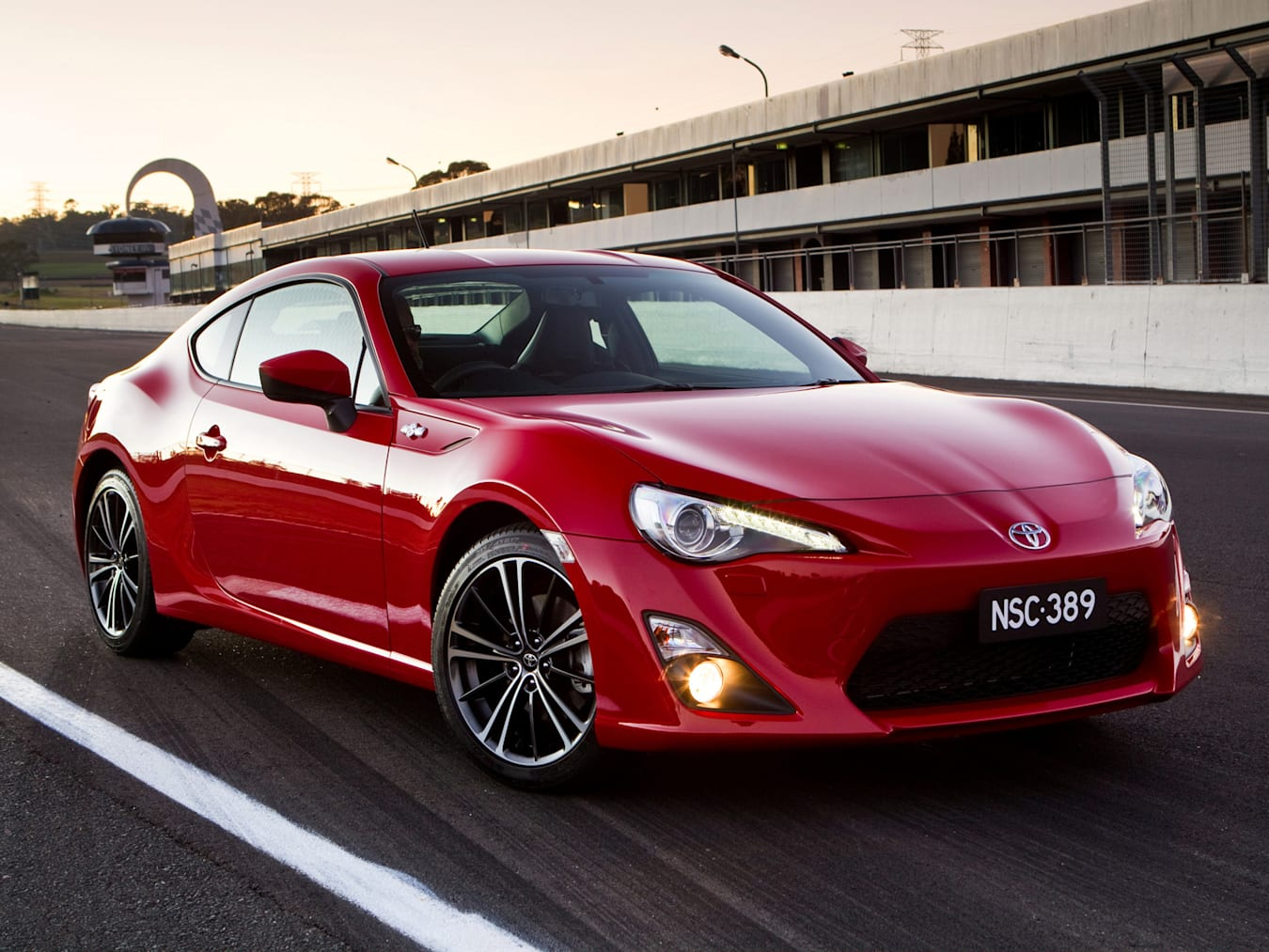 Motor Features Toyota 86 Gts 63