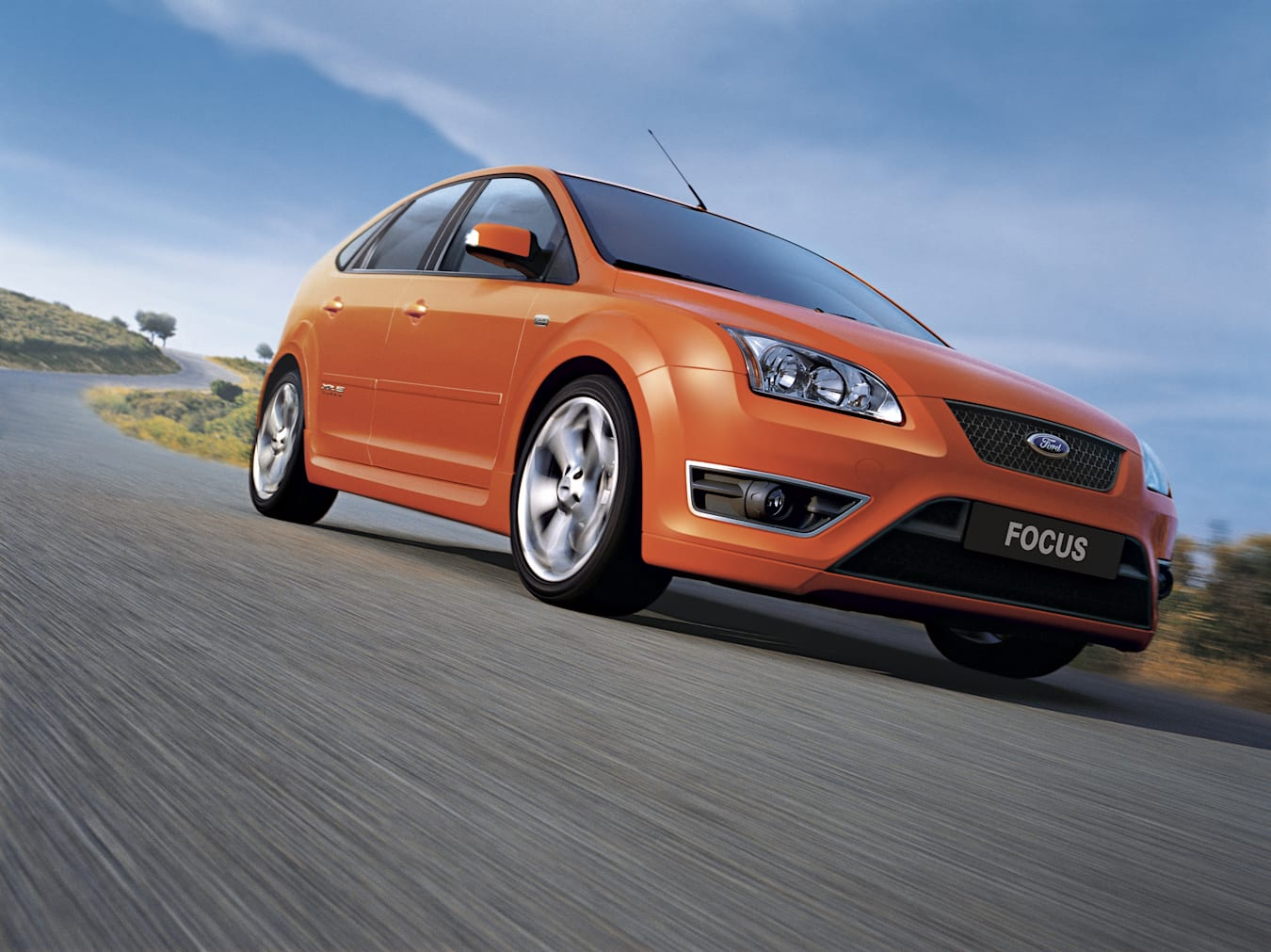 Motor Features Ford Focus Xr 5 5
