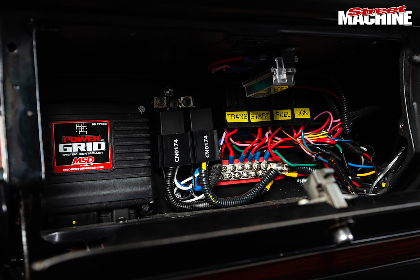 Street Machine Features Ford Falcon Cpu