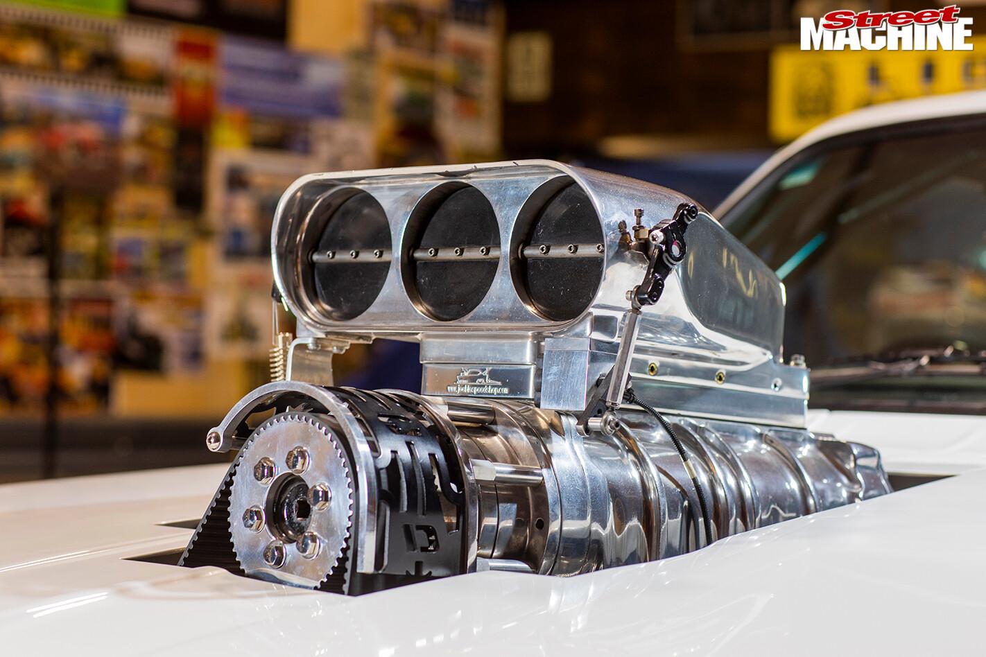 Street Machine Features Holden Ht Monaro Bonnet