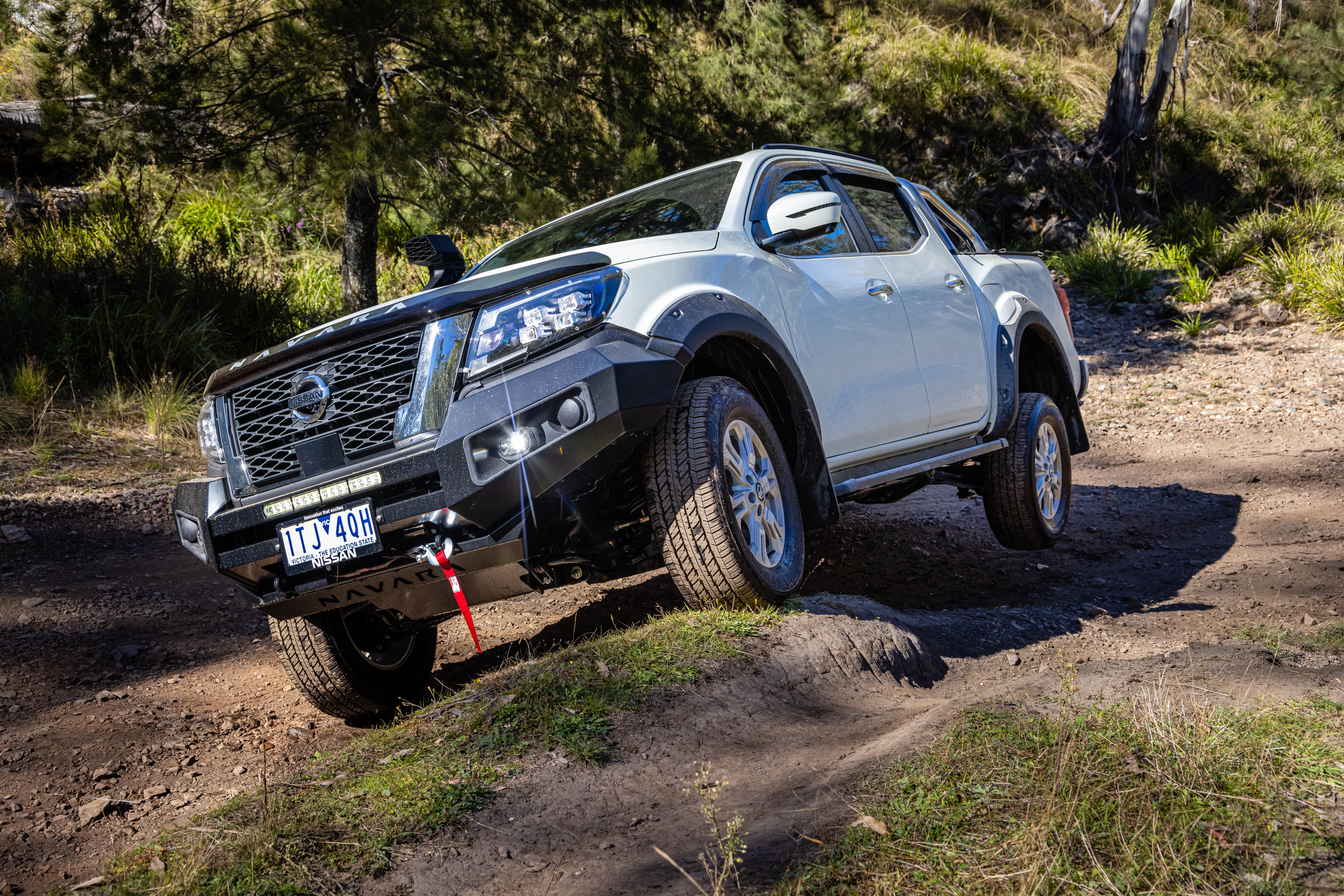 4 X 4 Australia Reviews 2021 June 2021 2021 Nissan Navara With Accessories 17
