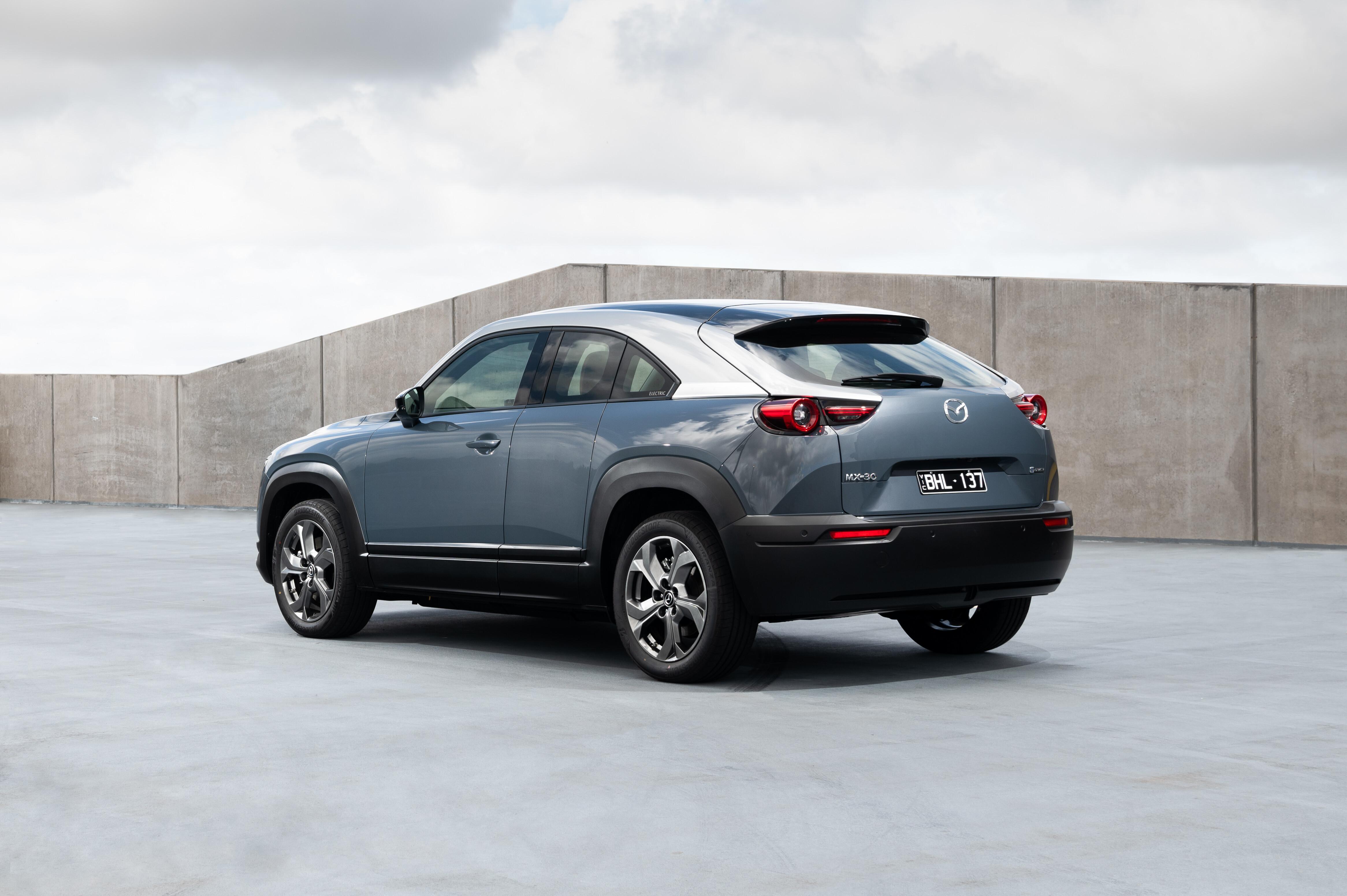 Mazda MX-30 E35 Astina