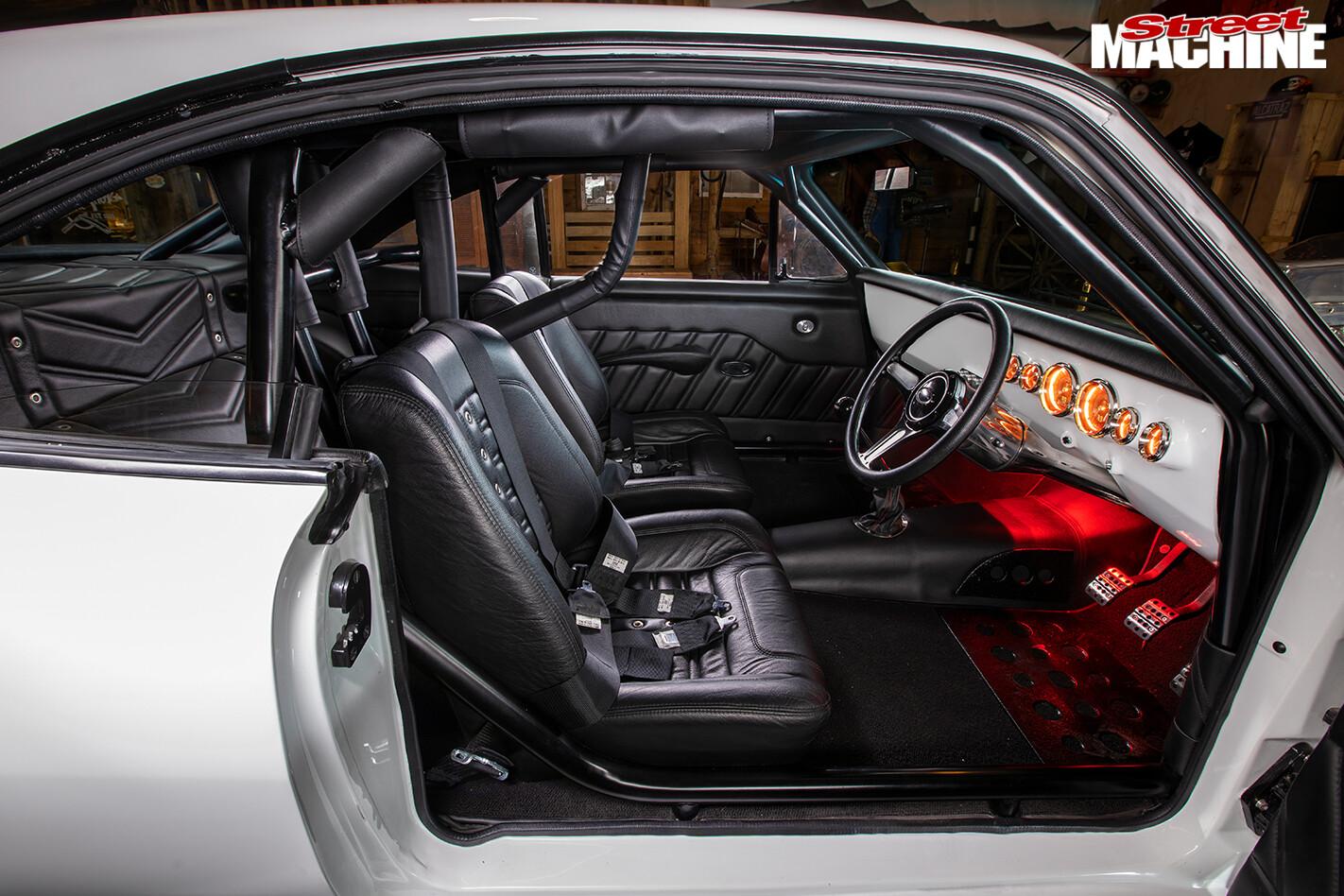 Street Machine Features Holden Ht Monaro Interior