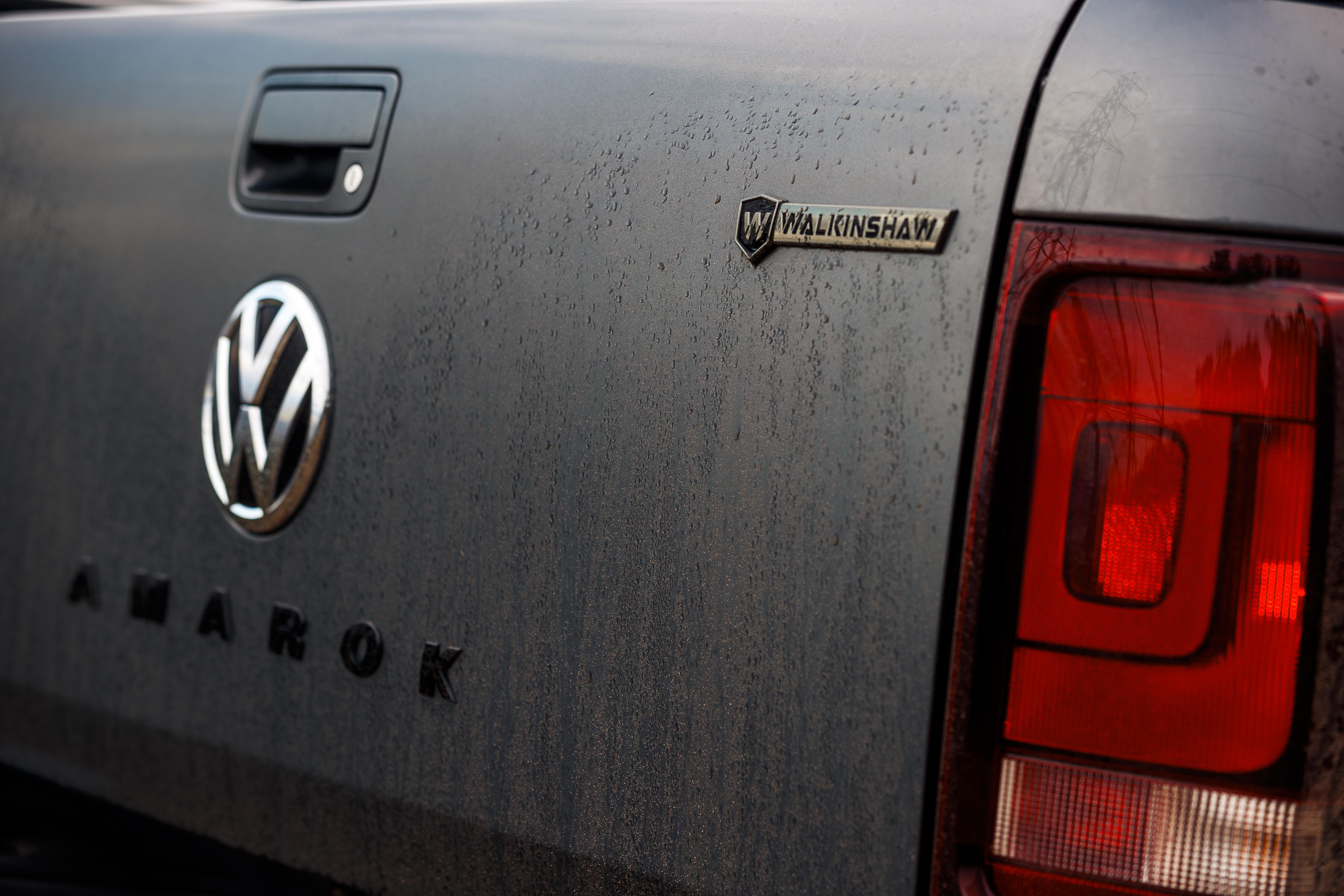 4 X 4 Australia Reviews 2021 July 2021 2021 Volkswagen Amarok W 580 S 8