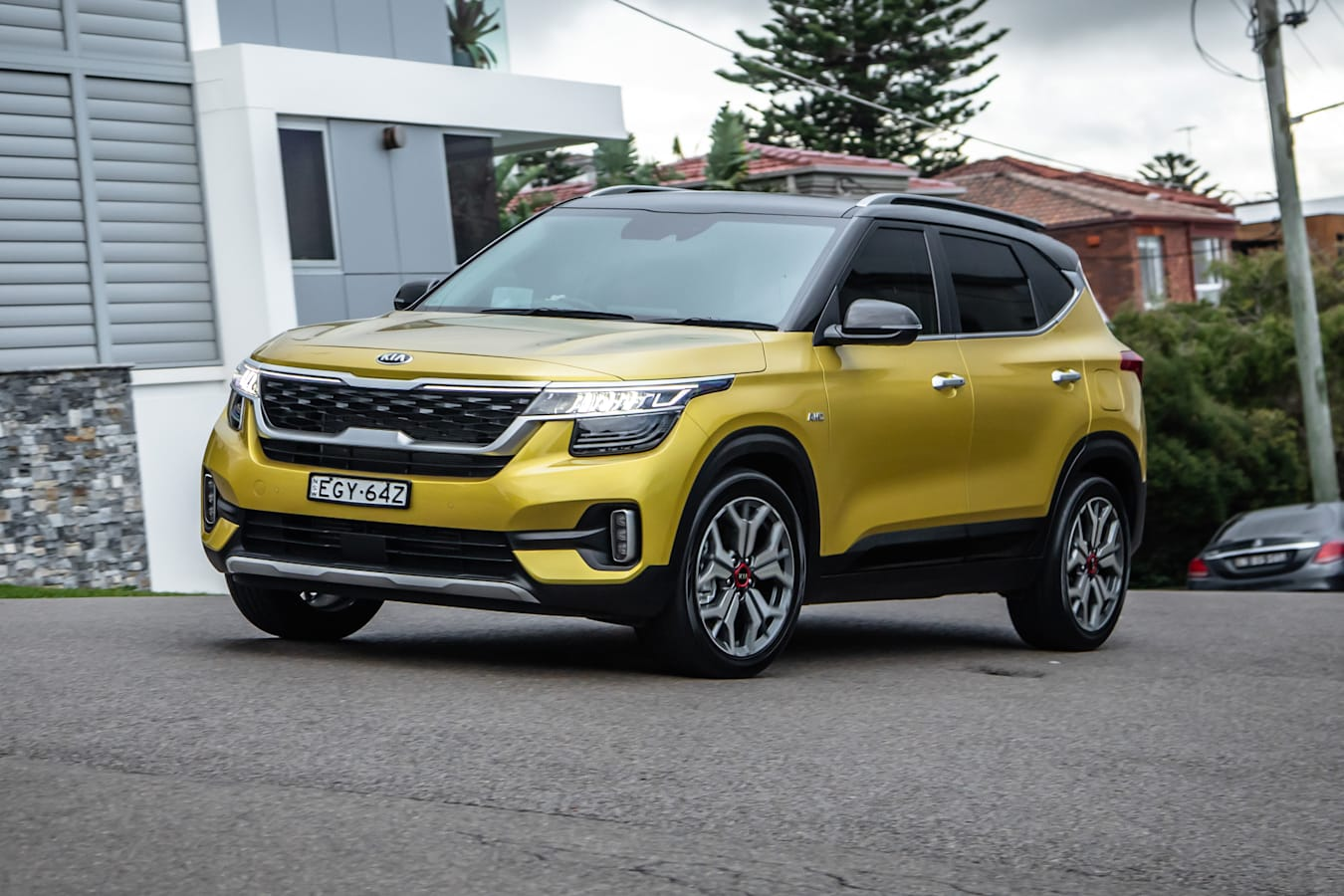 Which Car Car Reviews 2021 Kia Seltos GT Line Front Drive Review
