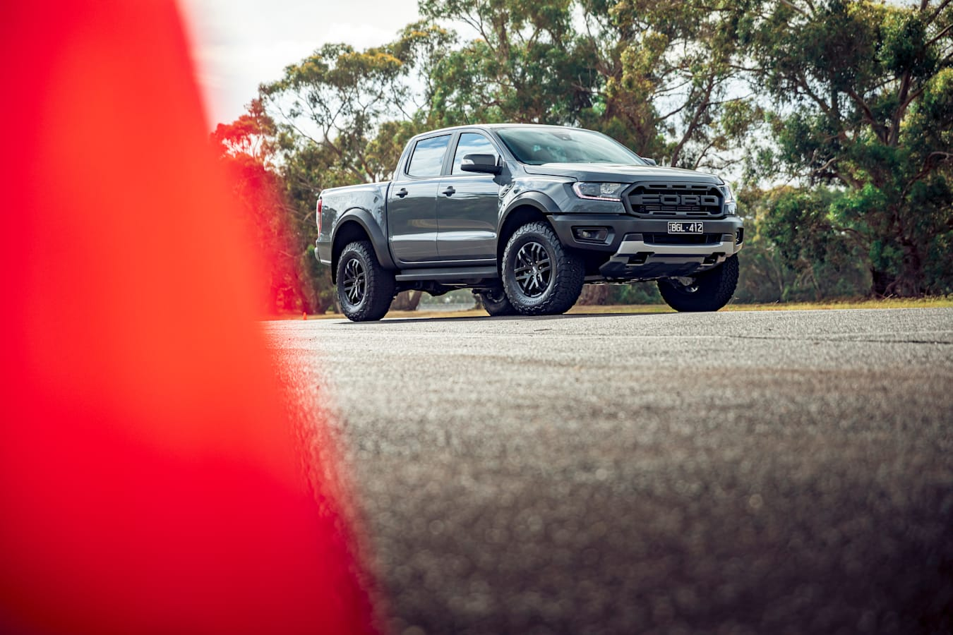 4 X 4 Australia Comparisons 2021 May 21 Ford Ranger Raptor Front
