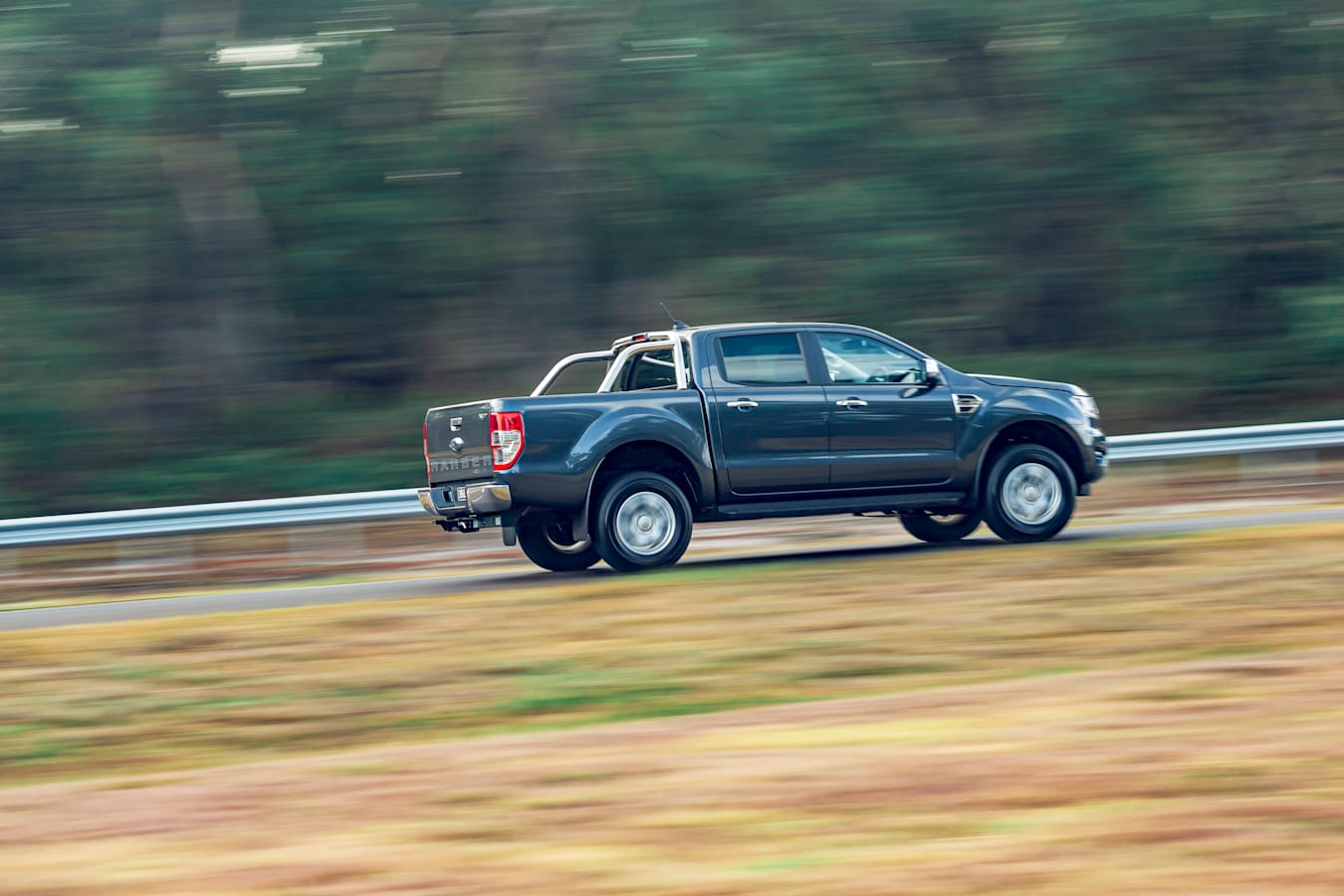 4 X 4 Australia Comparisons 2021 May 21 Ford Ranger XLT Performance