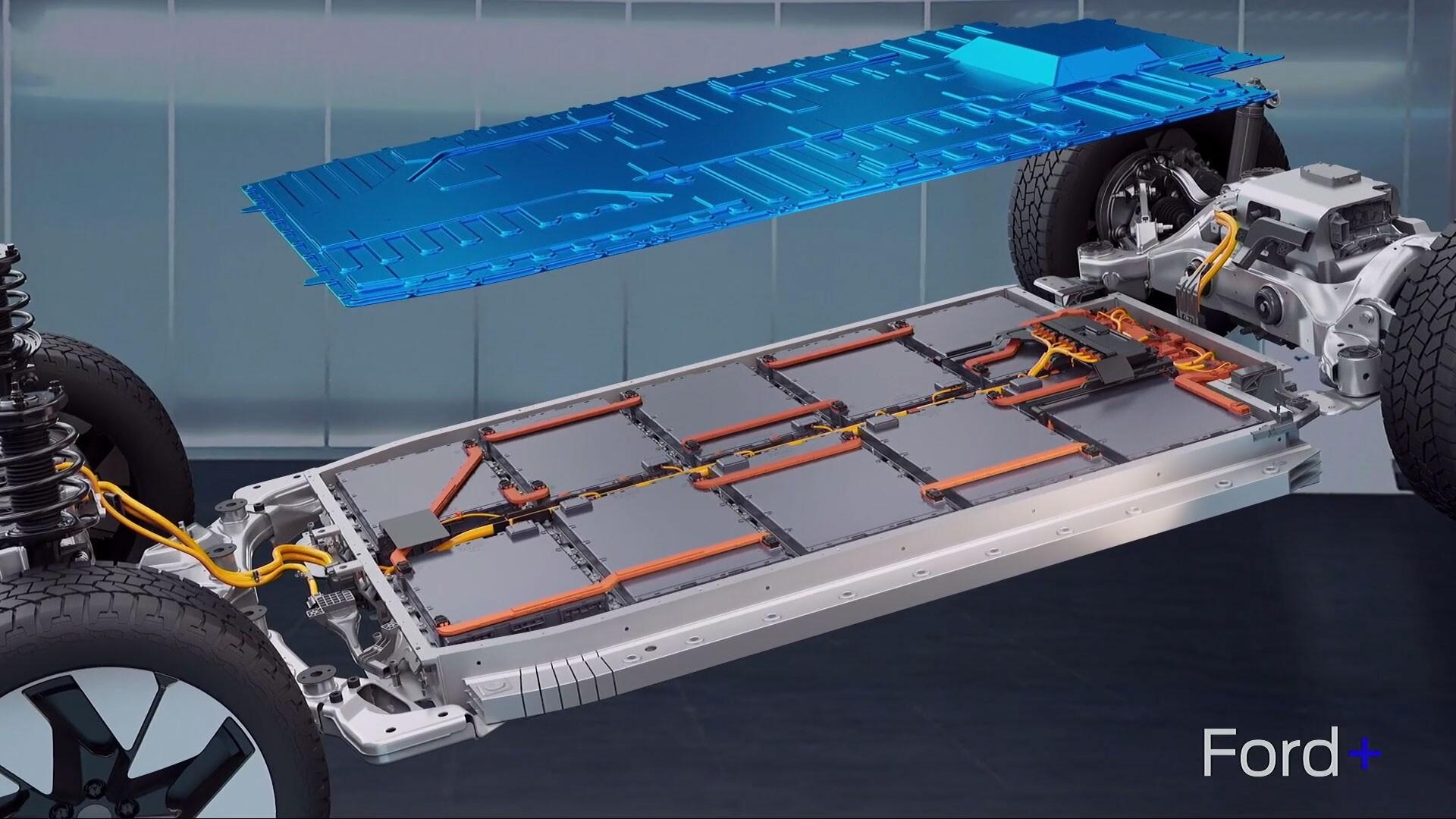 Ford E Vs Batteries