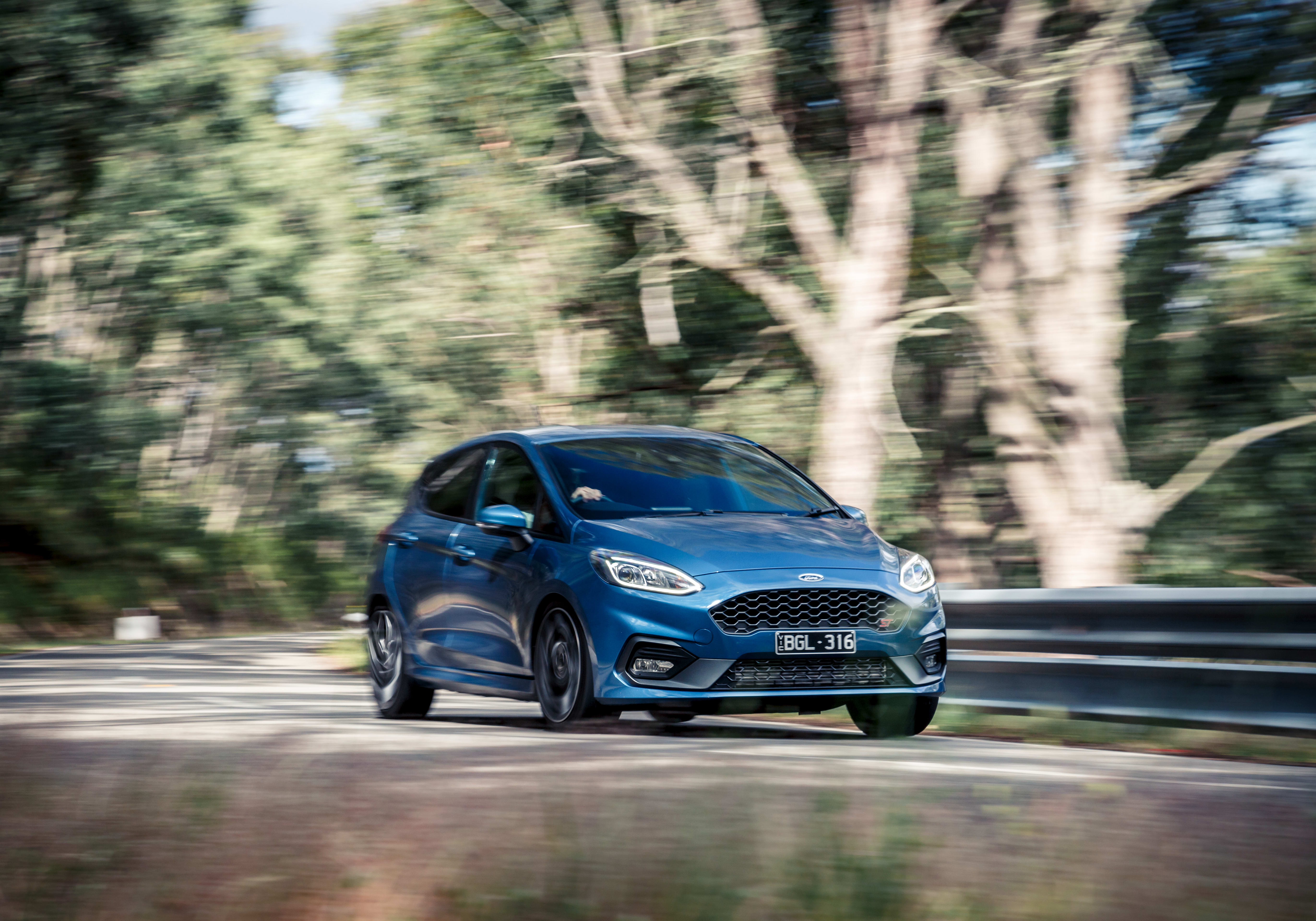 2021 Ford Fiesta ST review