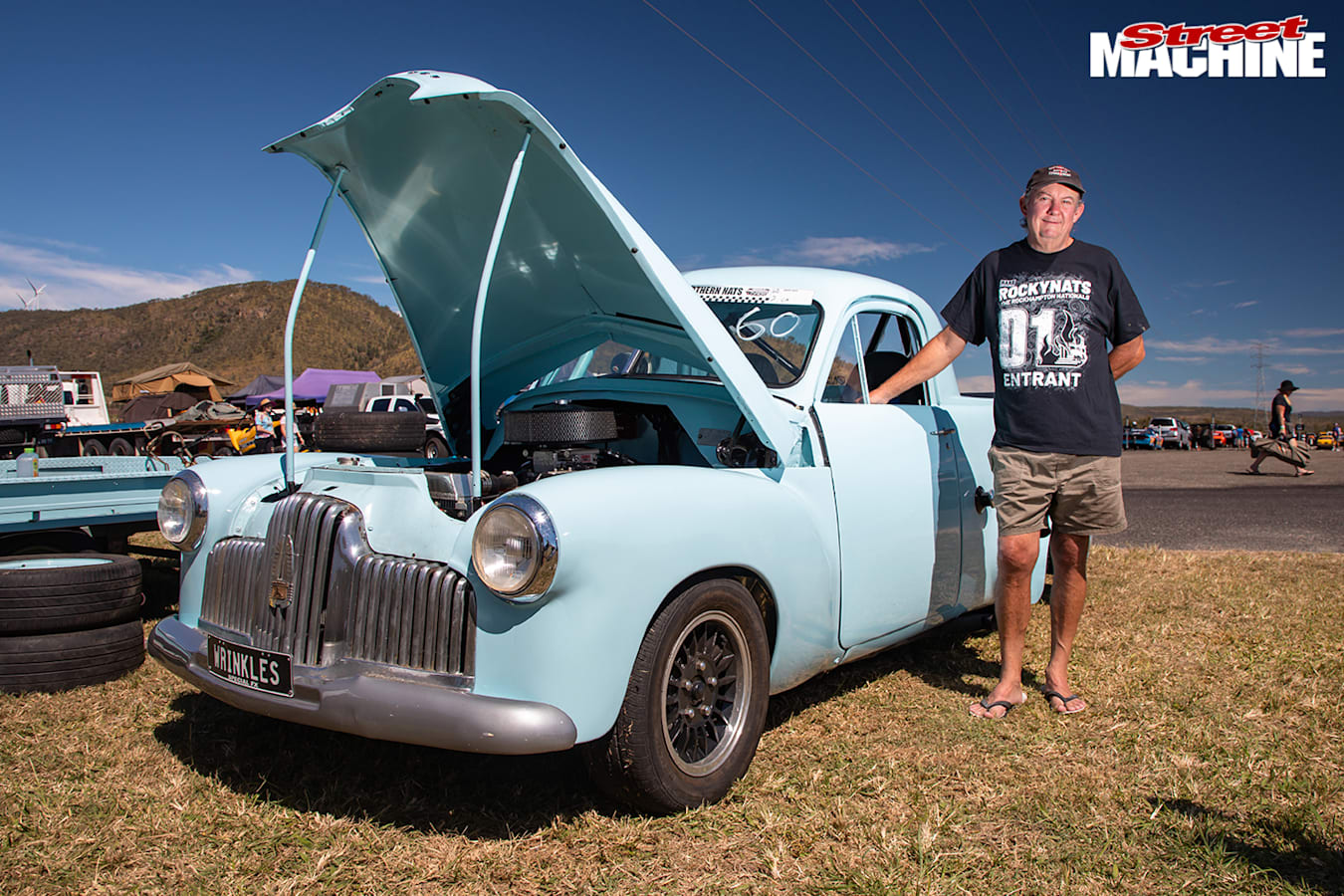 Street Machine Events Holden Fx Ute Northern Nats 1