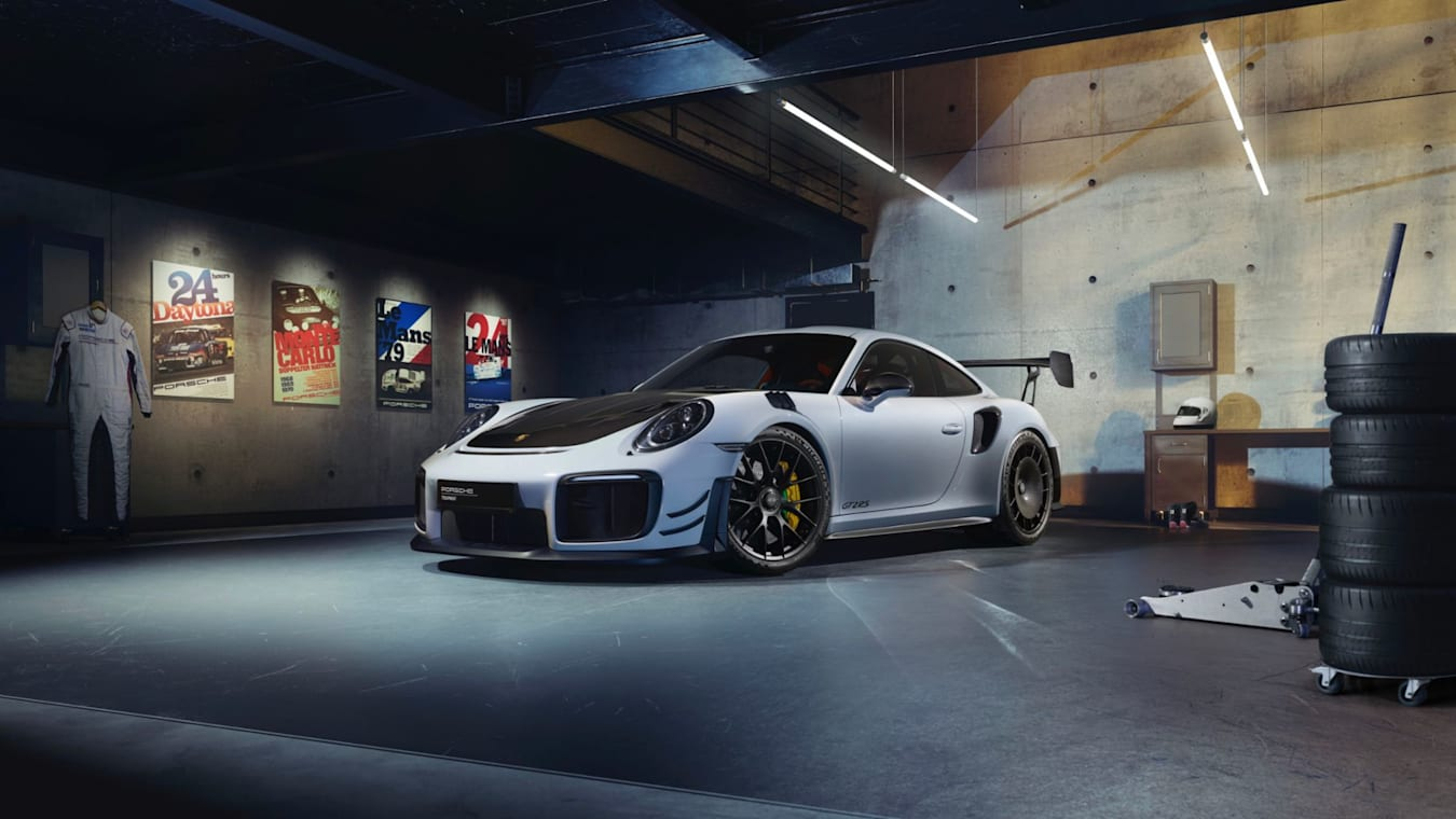 Porsche 991 GT 2 RS