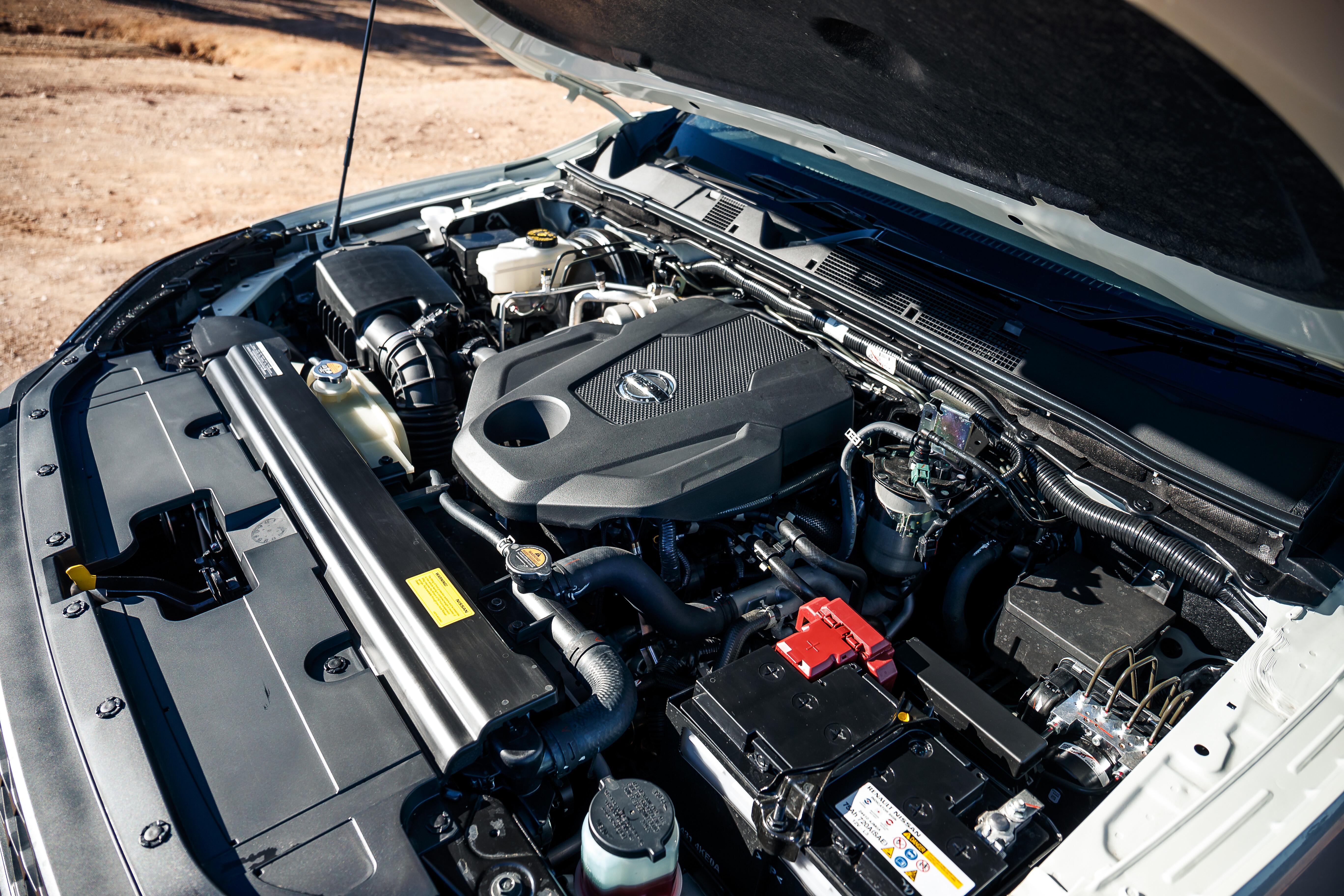 4 X 4 Australia Reviews 2021 May 2021 Nissan Navara PRO 4 X 17