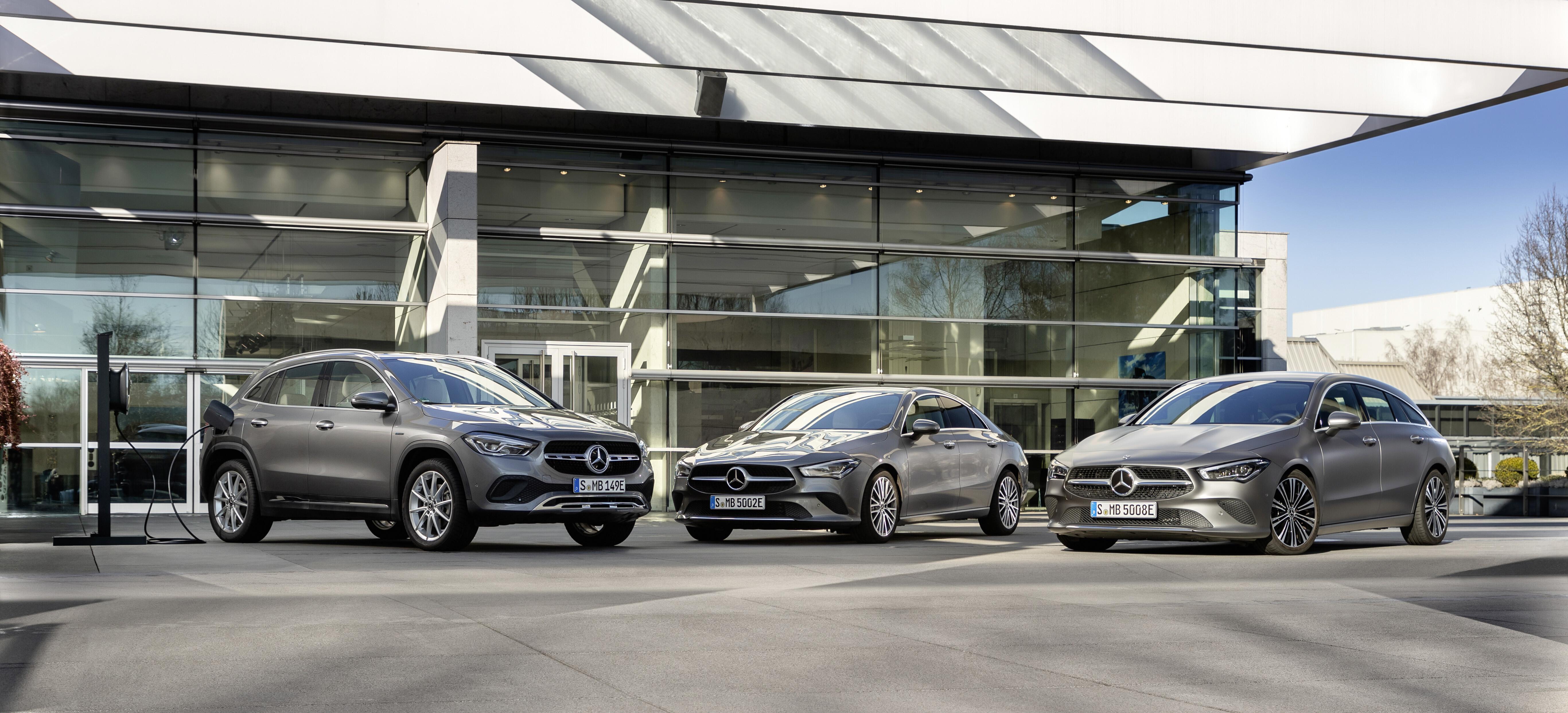 Mercedes Benz Cla Klasse Mercedes Benz Gla Klasse