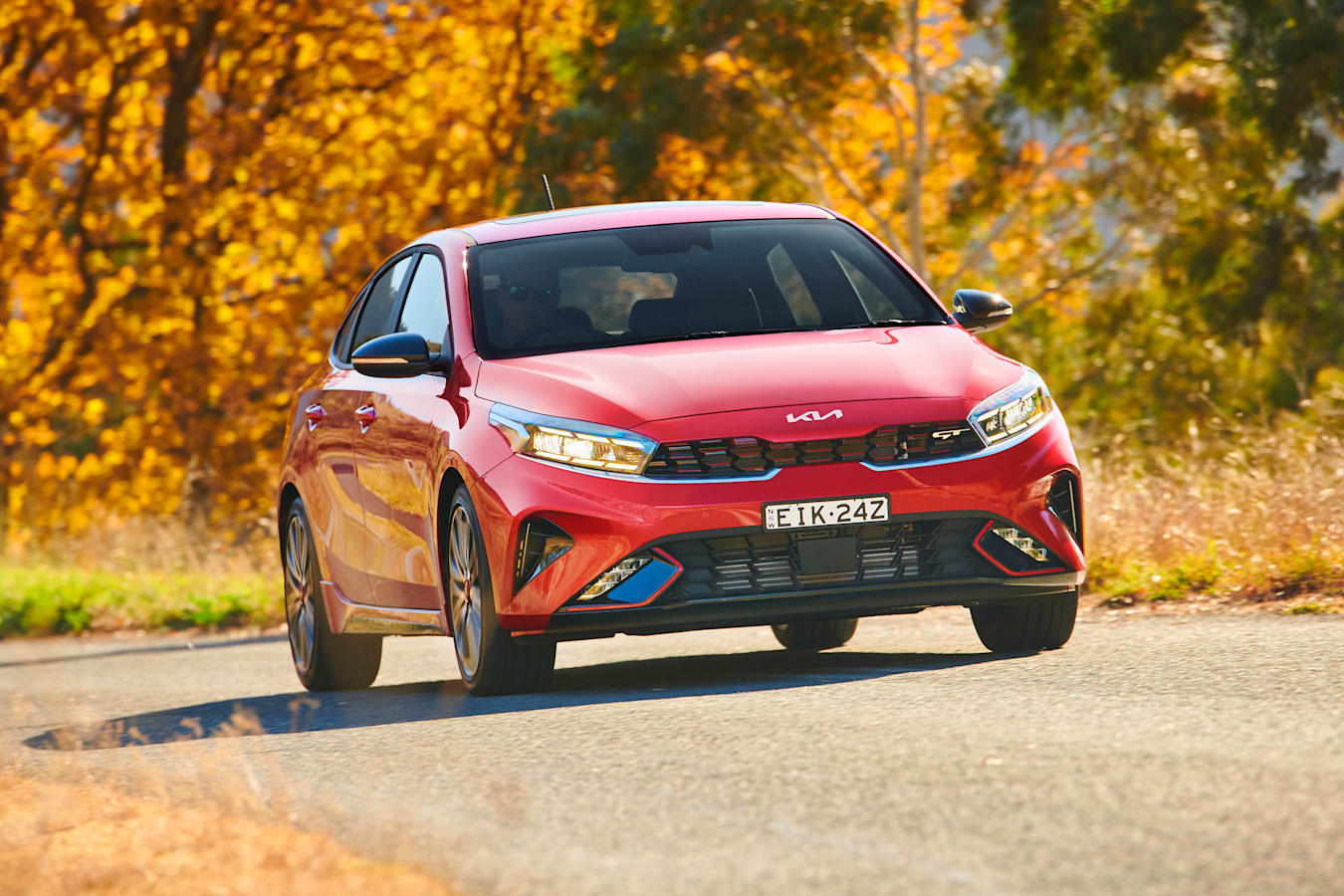 Which Car Car Reviews 2022 Kia Cerato GT Facelift Drive Review
