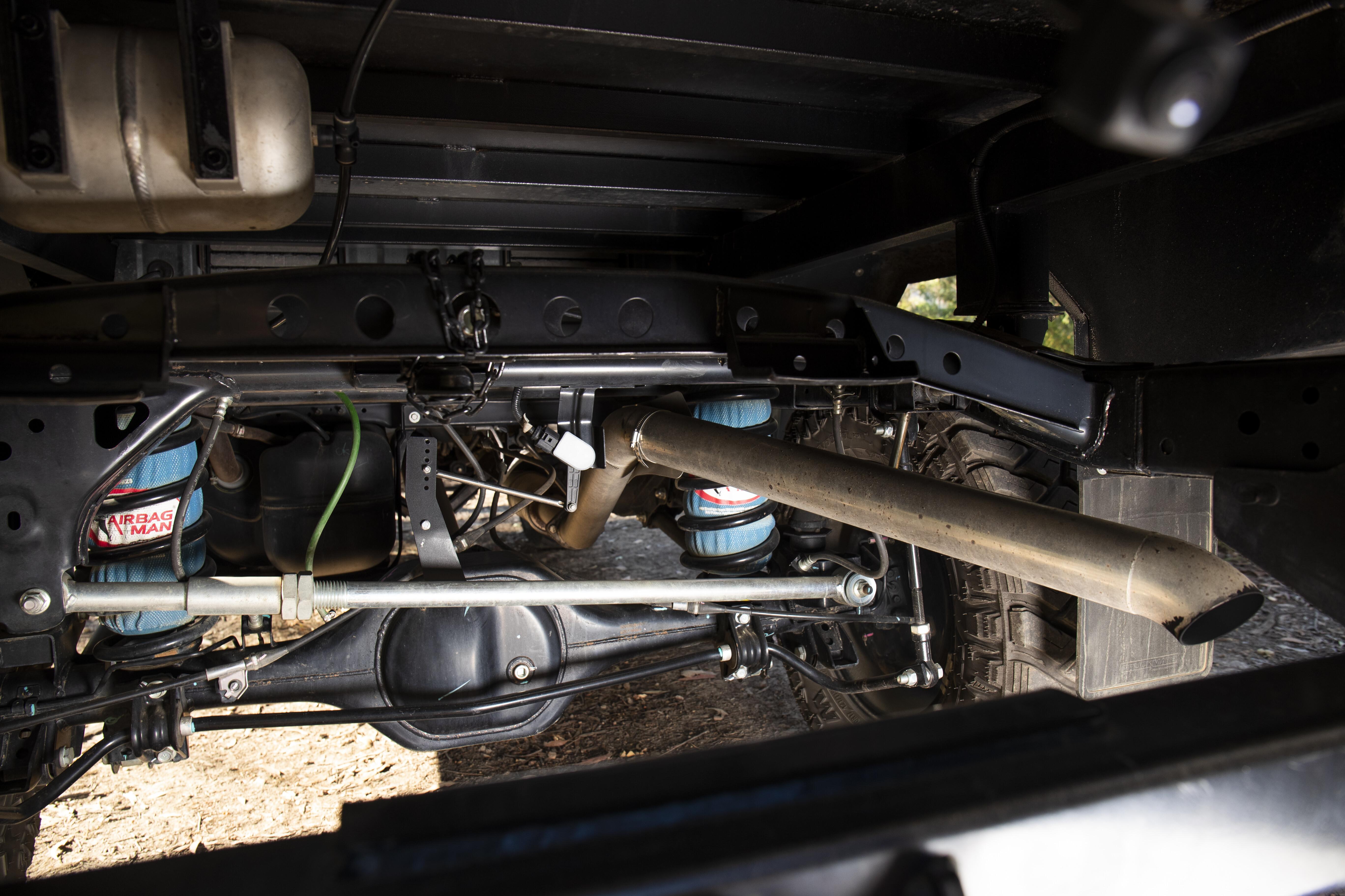4 X 4 Australia Reviews 2021 June 2021 2020 Nissan Navara ST Custom 4 X 4 3