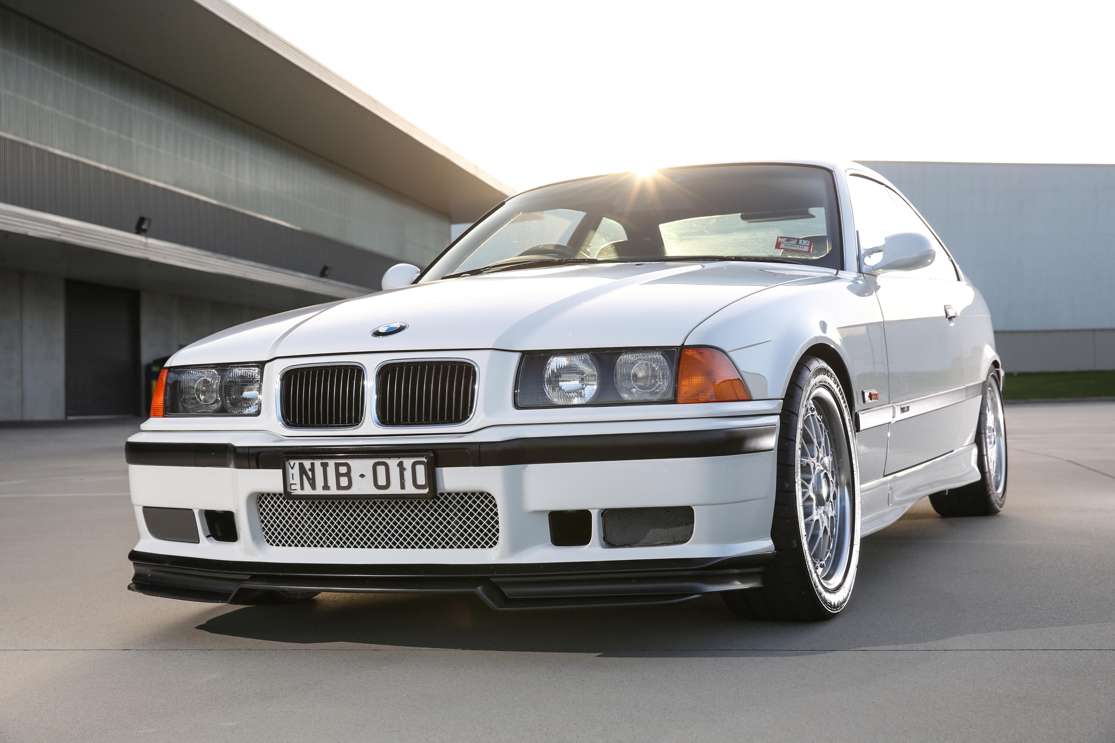 1995 BMW E36 M3R