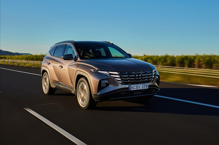 2021 Hyundai Tucson Highlander review