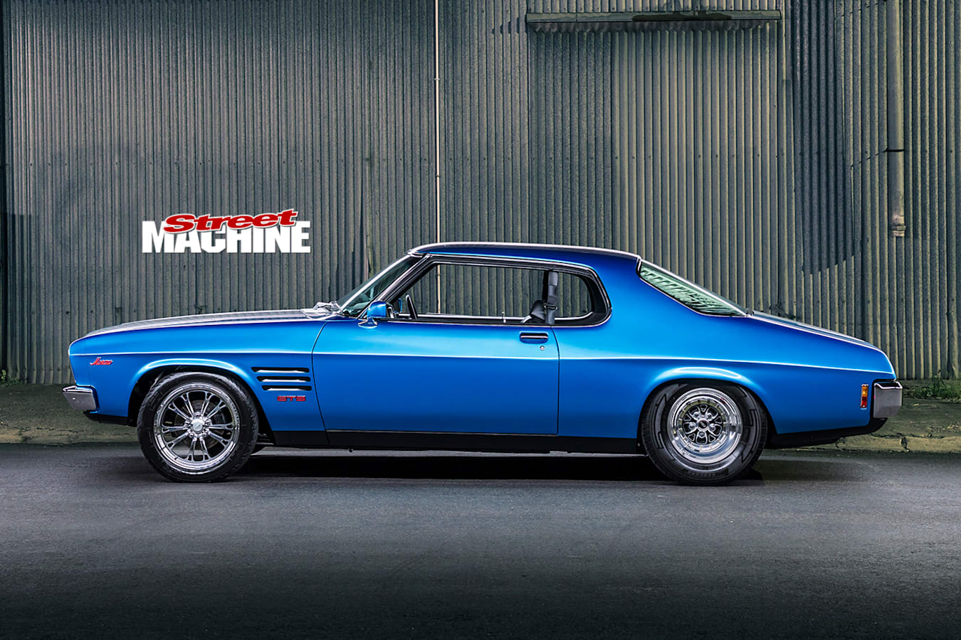 Street Machine Features Holden Hq Side