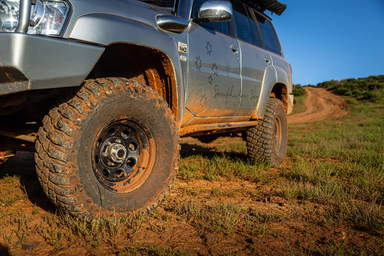 BFGoodrich KM3 mud terrain