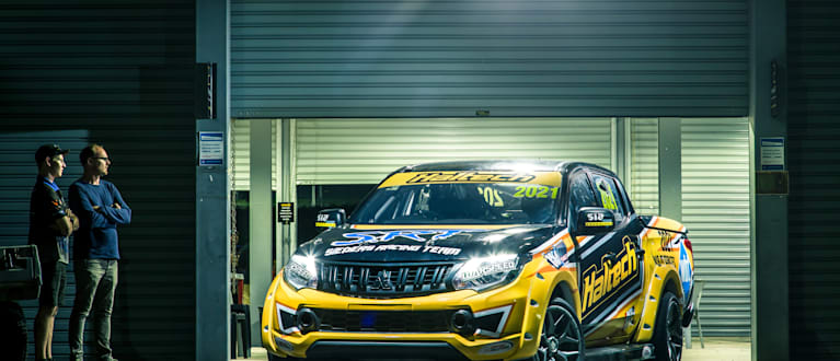 We drive the 298kW V8 SuperUte prototype!