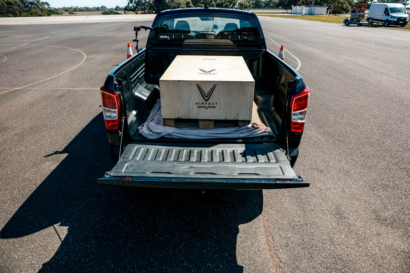 4 X 4 Australia Comparisons 2021 May 21 Ssang Yong Musso Unlimited XLV Rear Tray Size