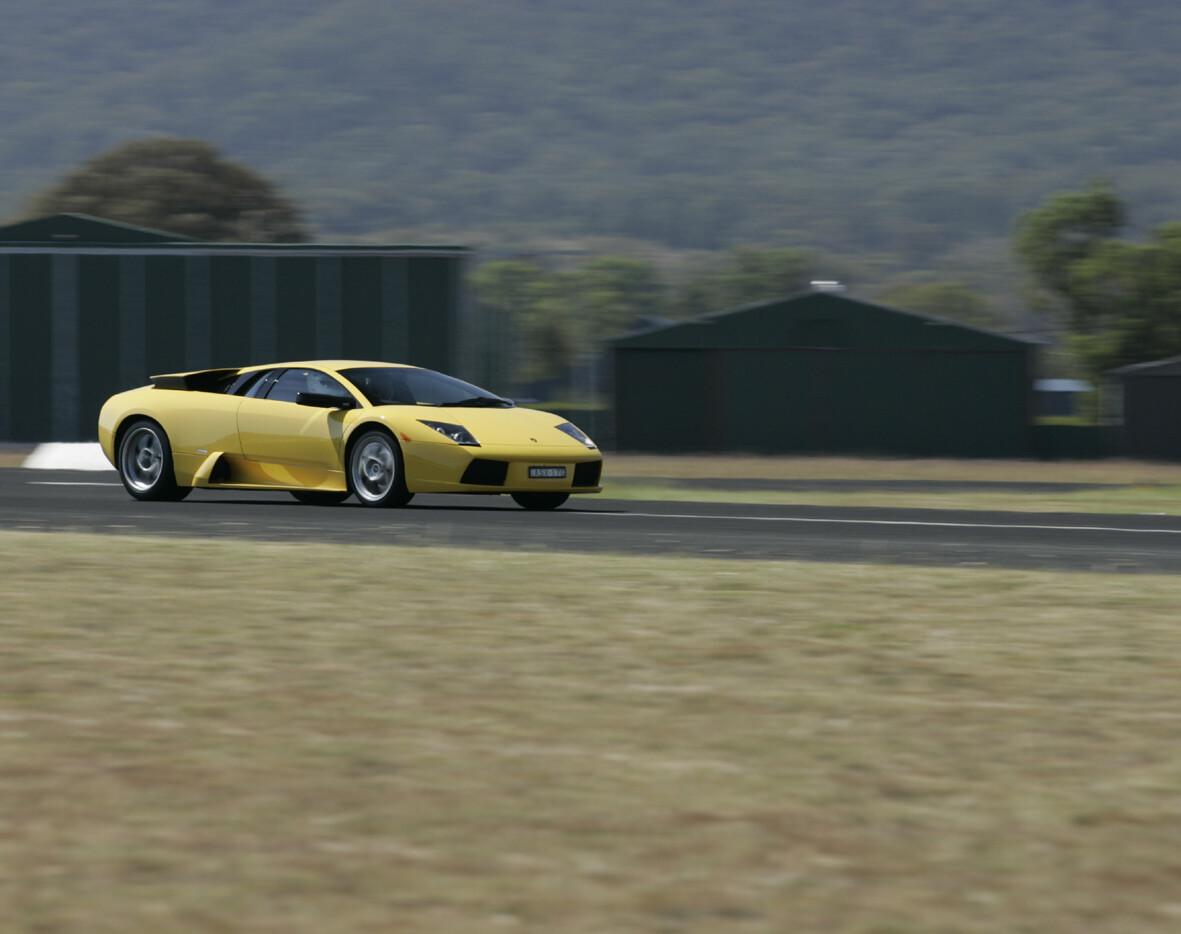 Motor Features MOTOR 2006 V Max Test Lamborghini Murcielago