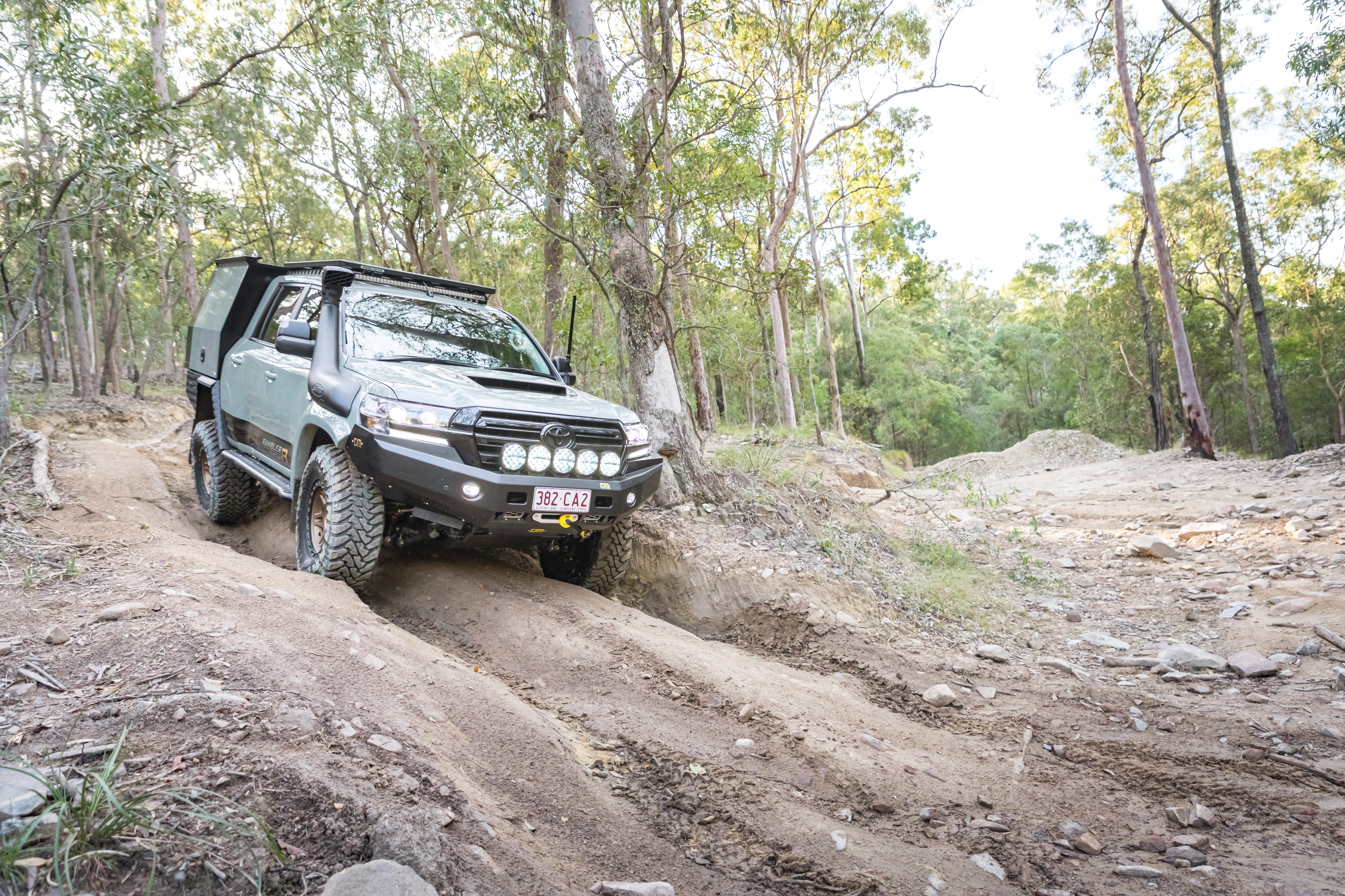 4 X 4 Australia Reviews 2021 September 2021 Rambler Vehicles Toyota Land Cruiser 200 Series 39