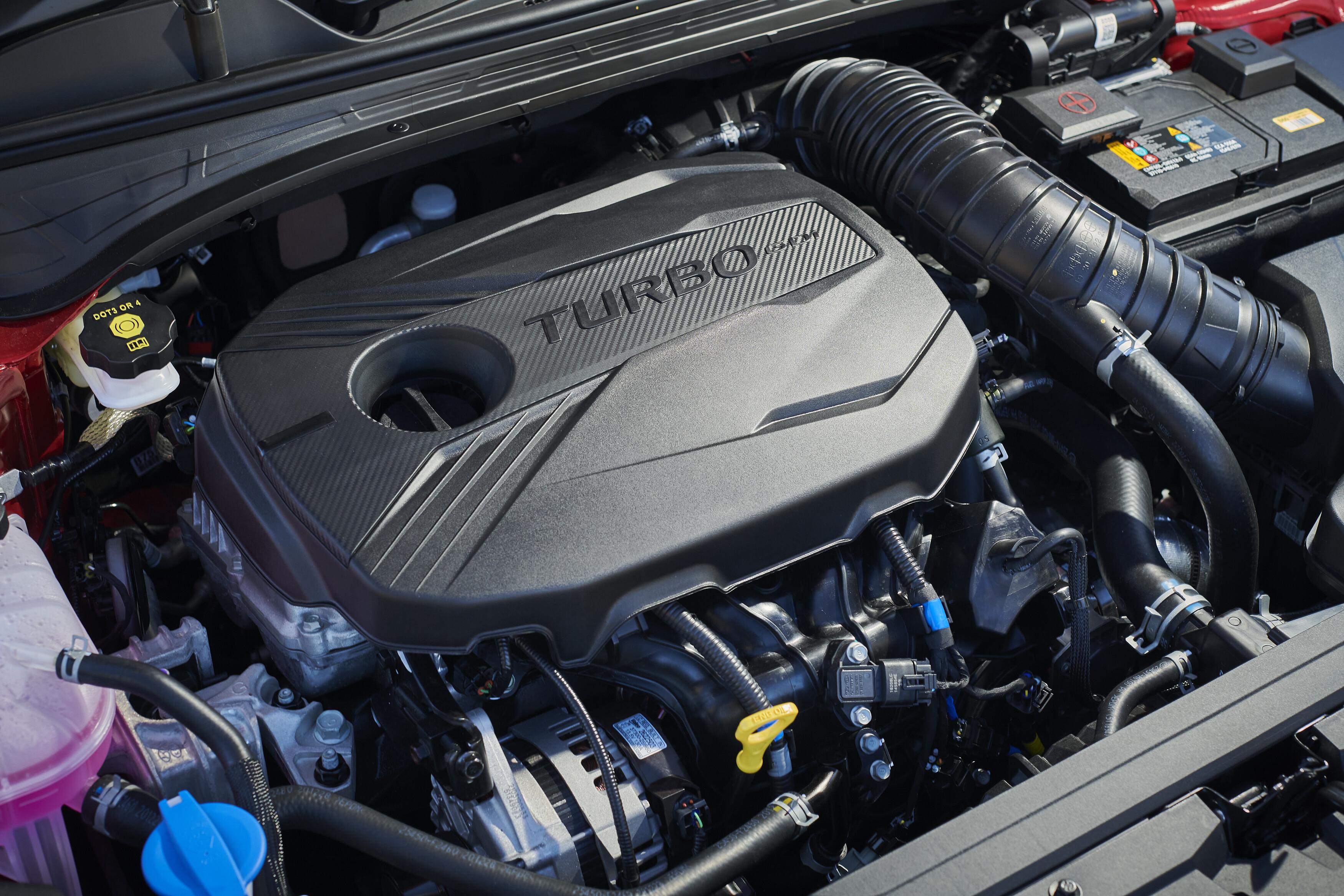 Kia Cerato GT 35