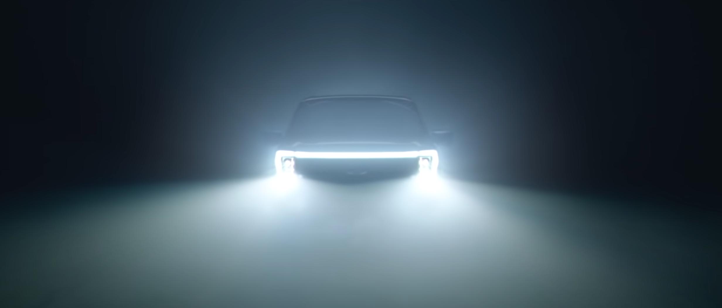 2021 Ford F-150 Lightning
