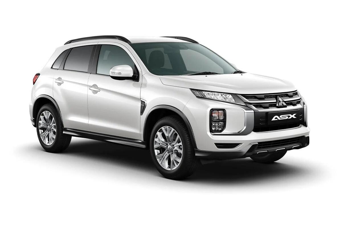 2021 Mitsubishi Asx Es Plus 1