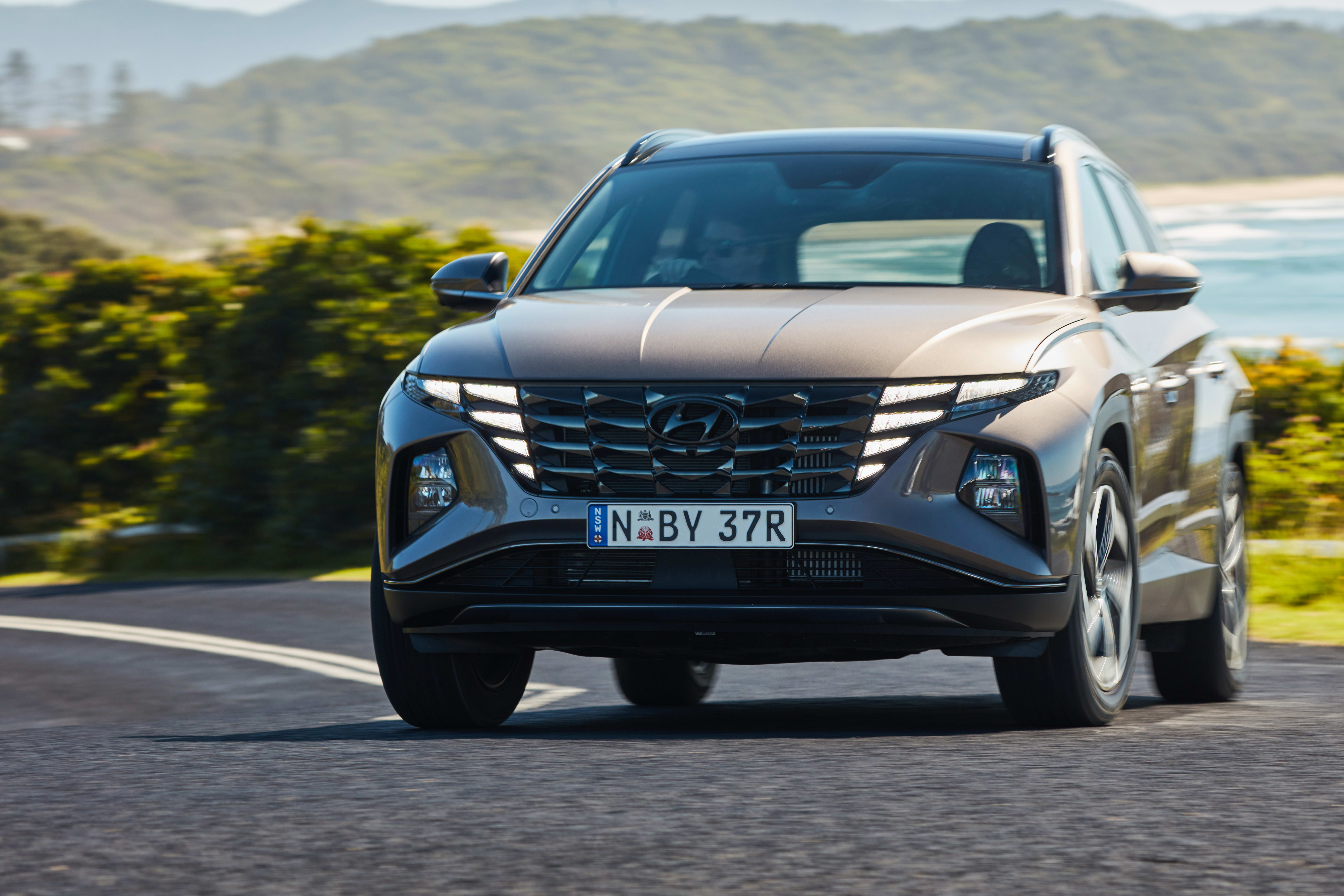 2021 Hyundai Tucson review: Australian first drive