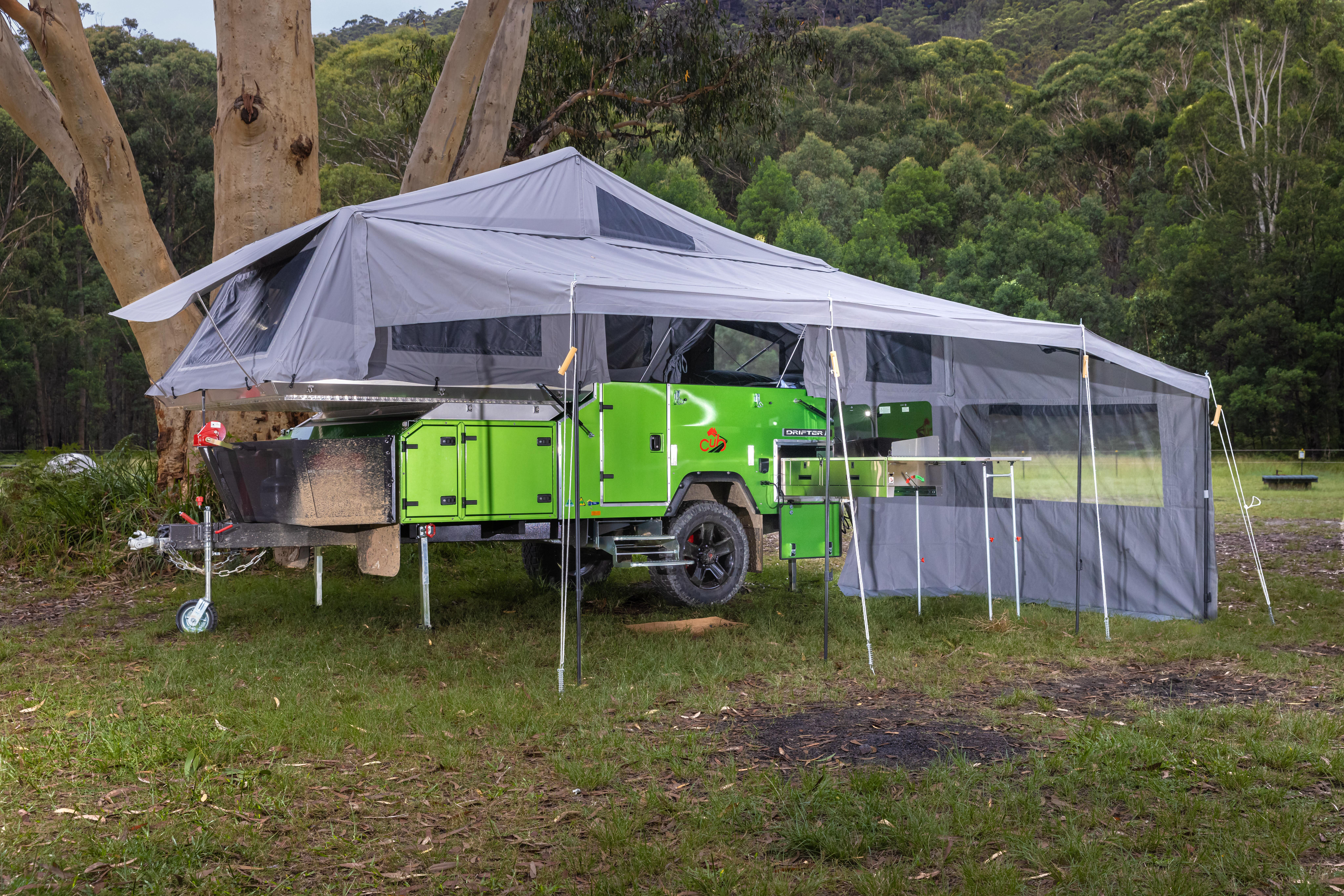 4 X 4 Australia Gear Cub Drifter 48