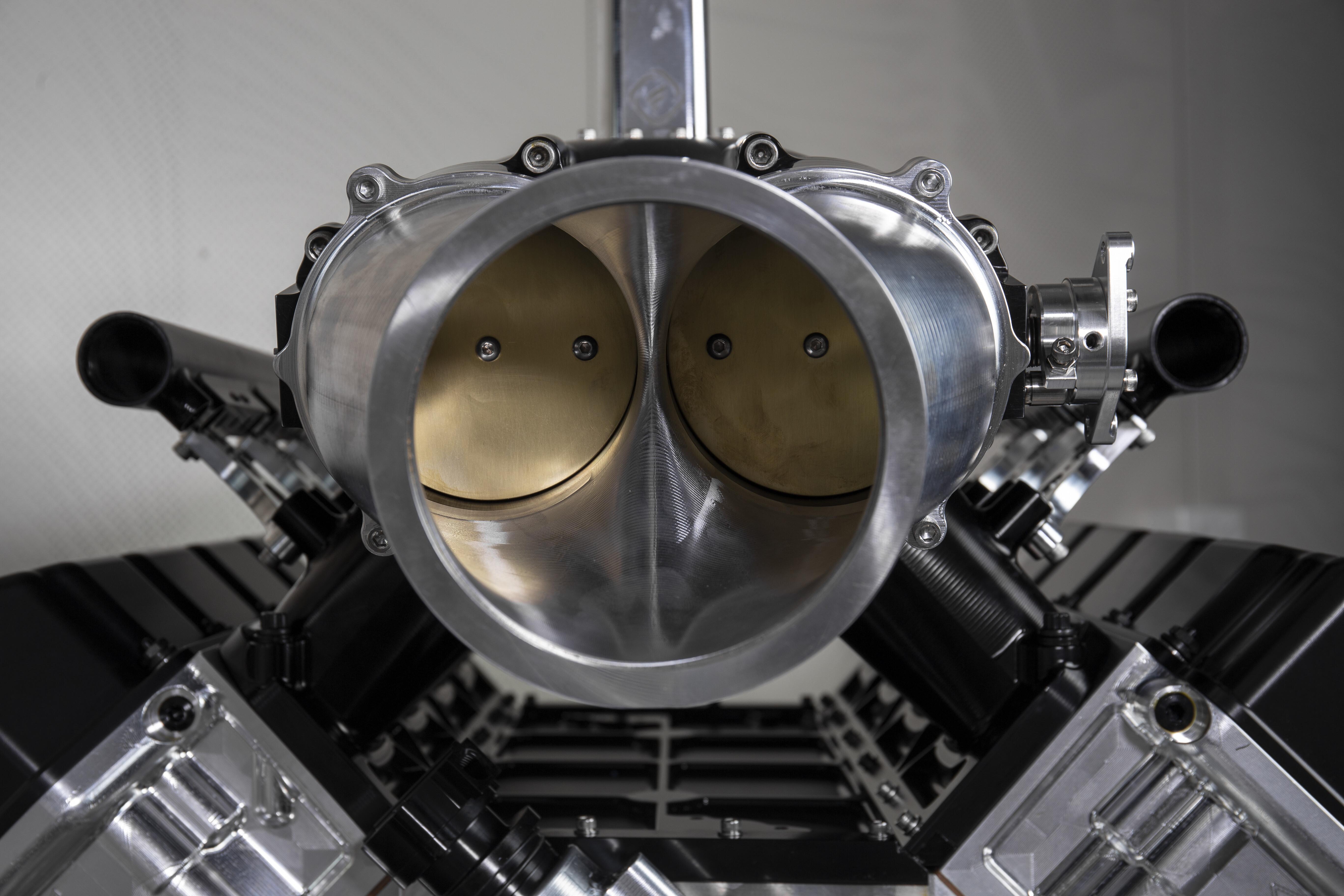 procharged hemi engine