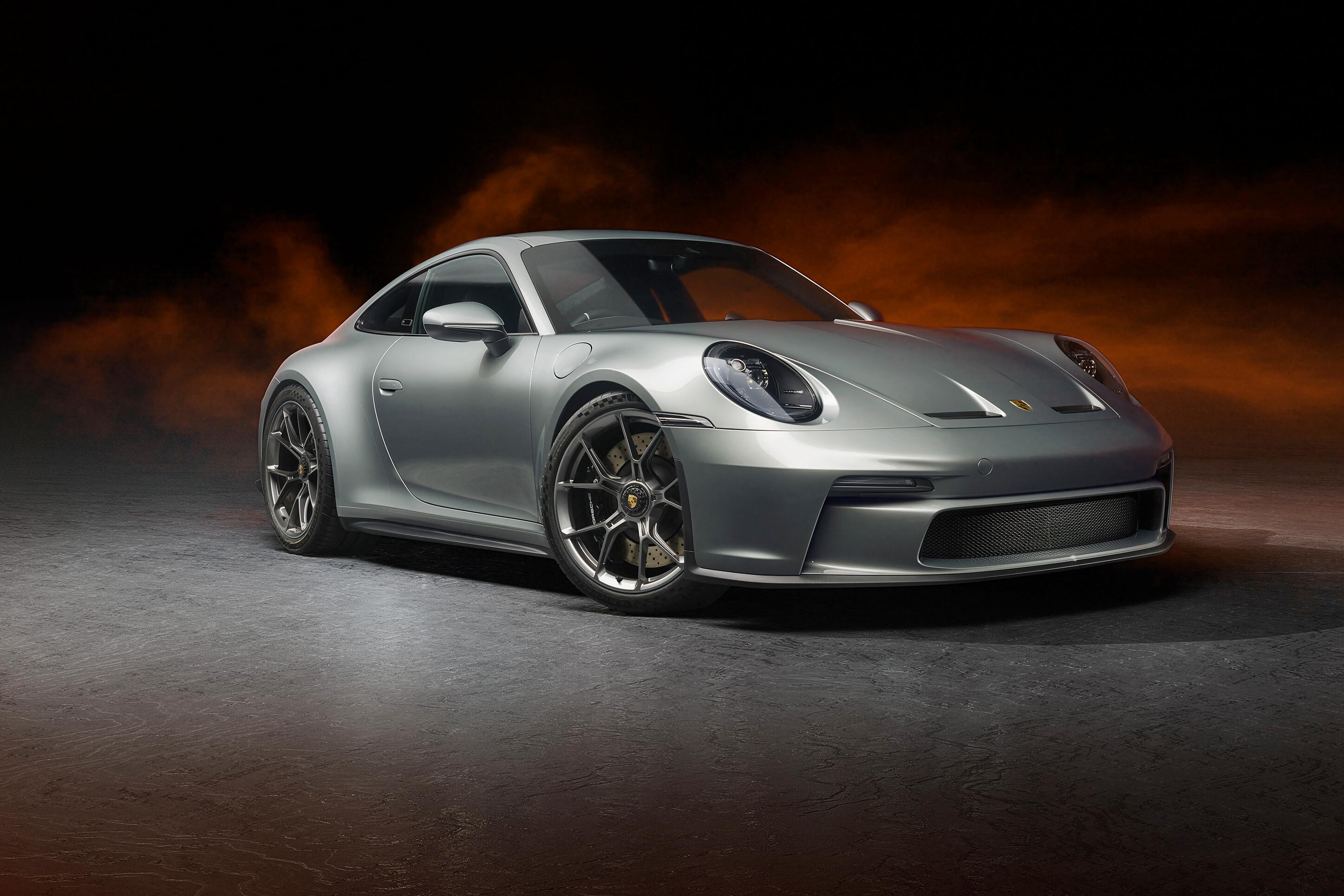 911 992 GT3 Australia