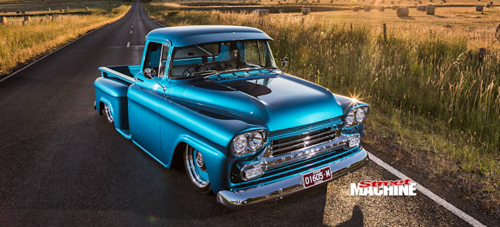 1959 Chev Apache pick-up