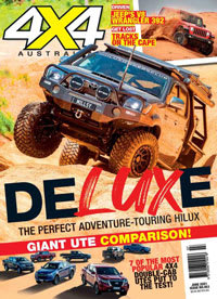 Subscribe to 4X4 Australia magazine