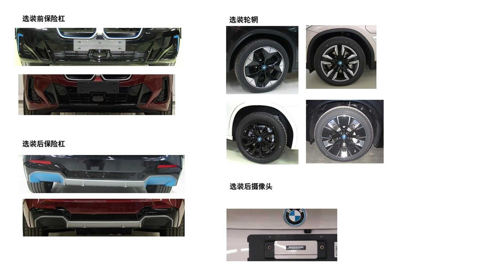 2022 BMW X 3 I X 3 Leak 5