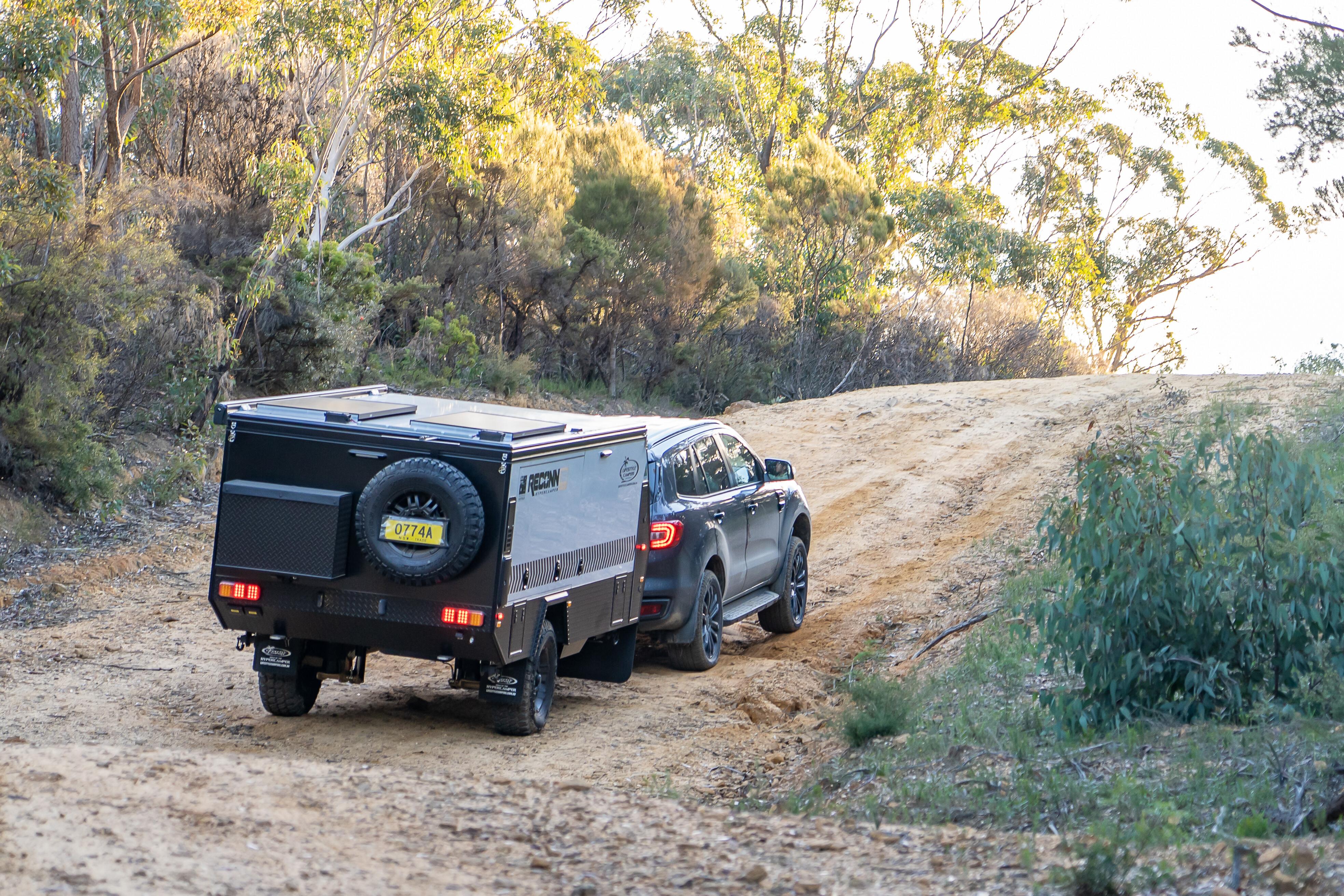 4 X 4 Australia Gear Lifestyle Reconn 2 Camper 8