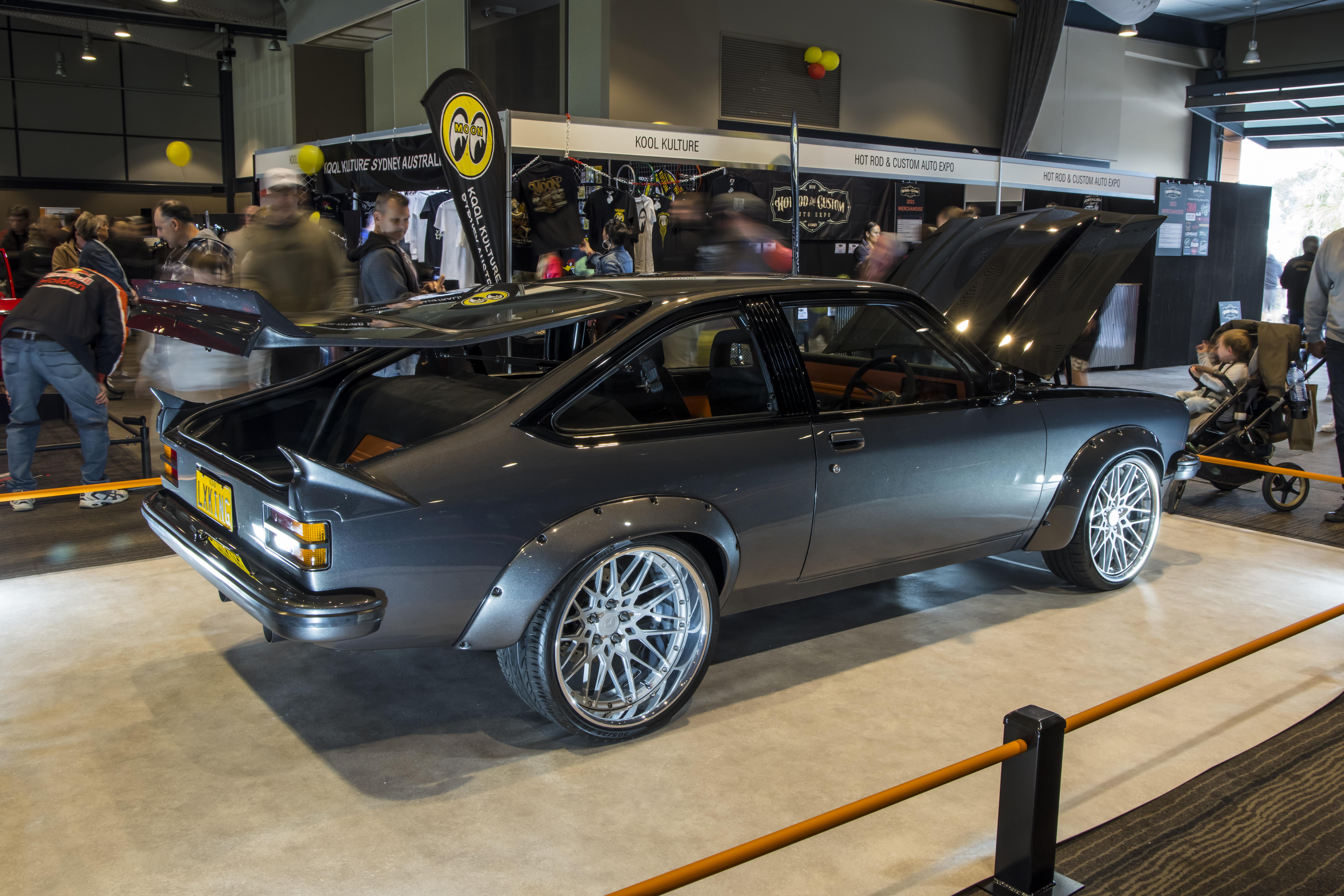 Street Machine Events Hotrod Custom Auto Expo 006