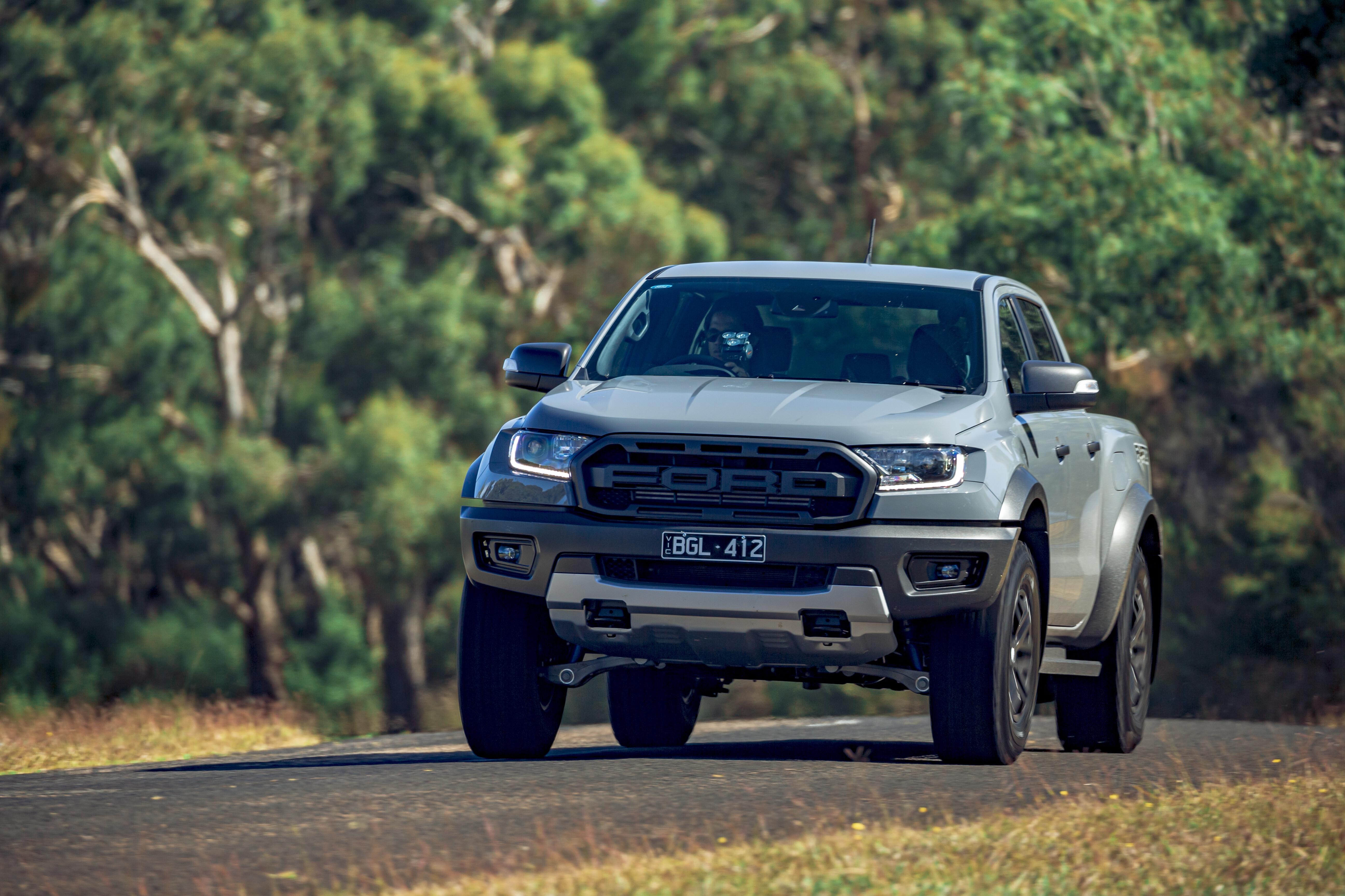 4 X 4 Australia Comparisons 2021 May 21 Ford Ranger Raptor Performance Road Handling