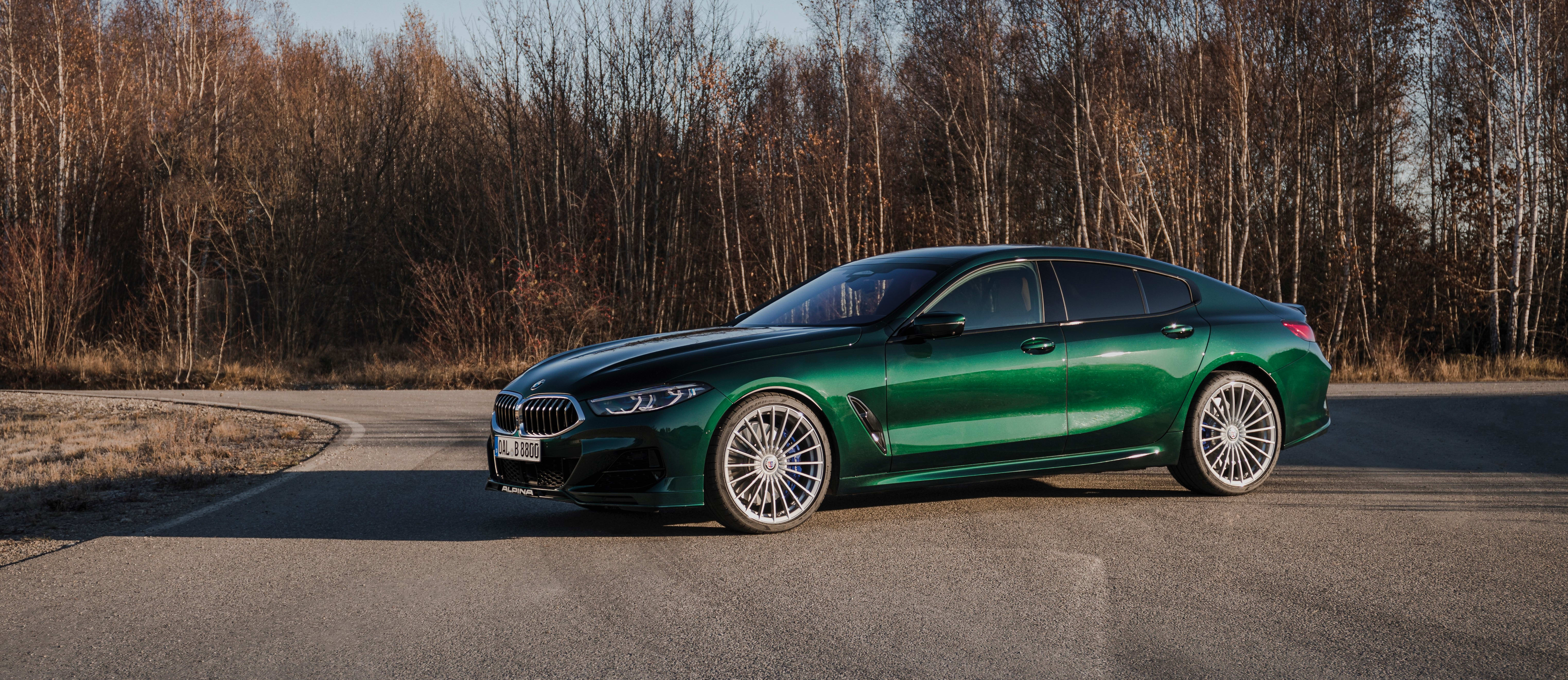 Alpina B8 Gran Coupe pricing revealed