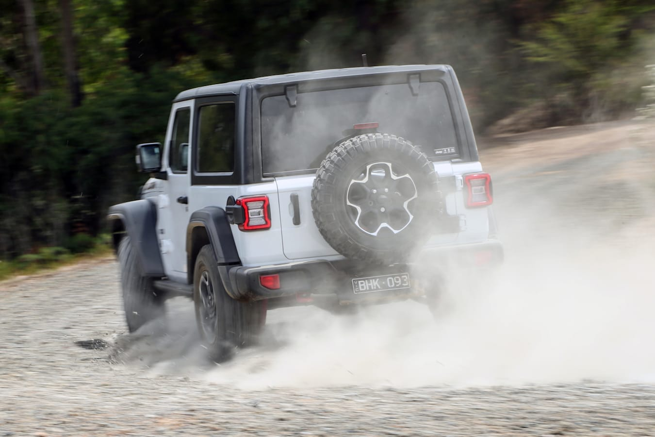 Wheels Reviews 2021 Jeep Wrangler Rubicon Recon Off Road Performance