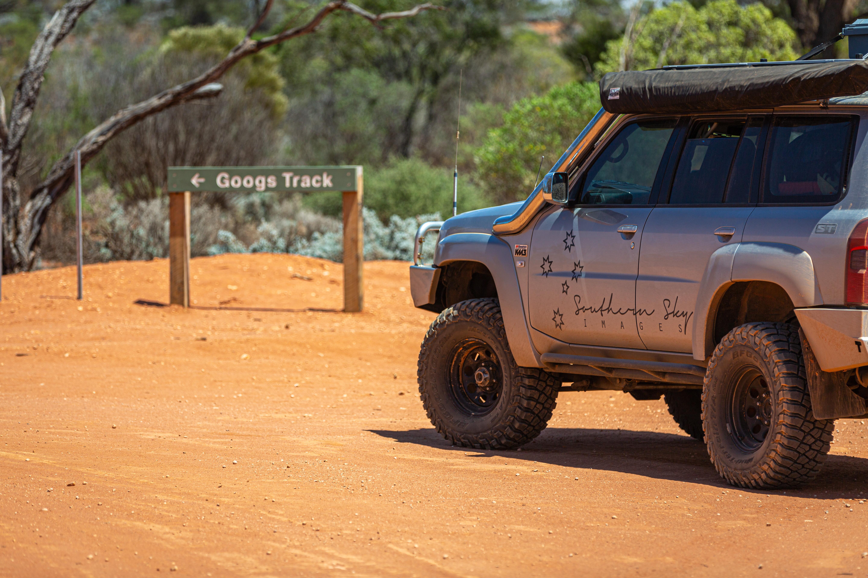 4 X 4 Australia Gear BF Goodrich Mud Terrain 8