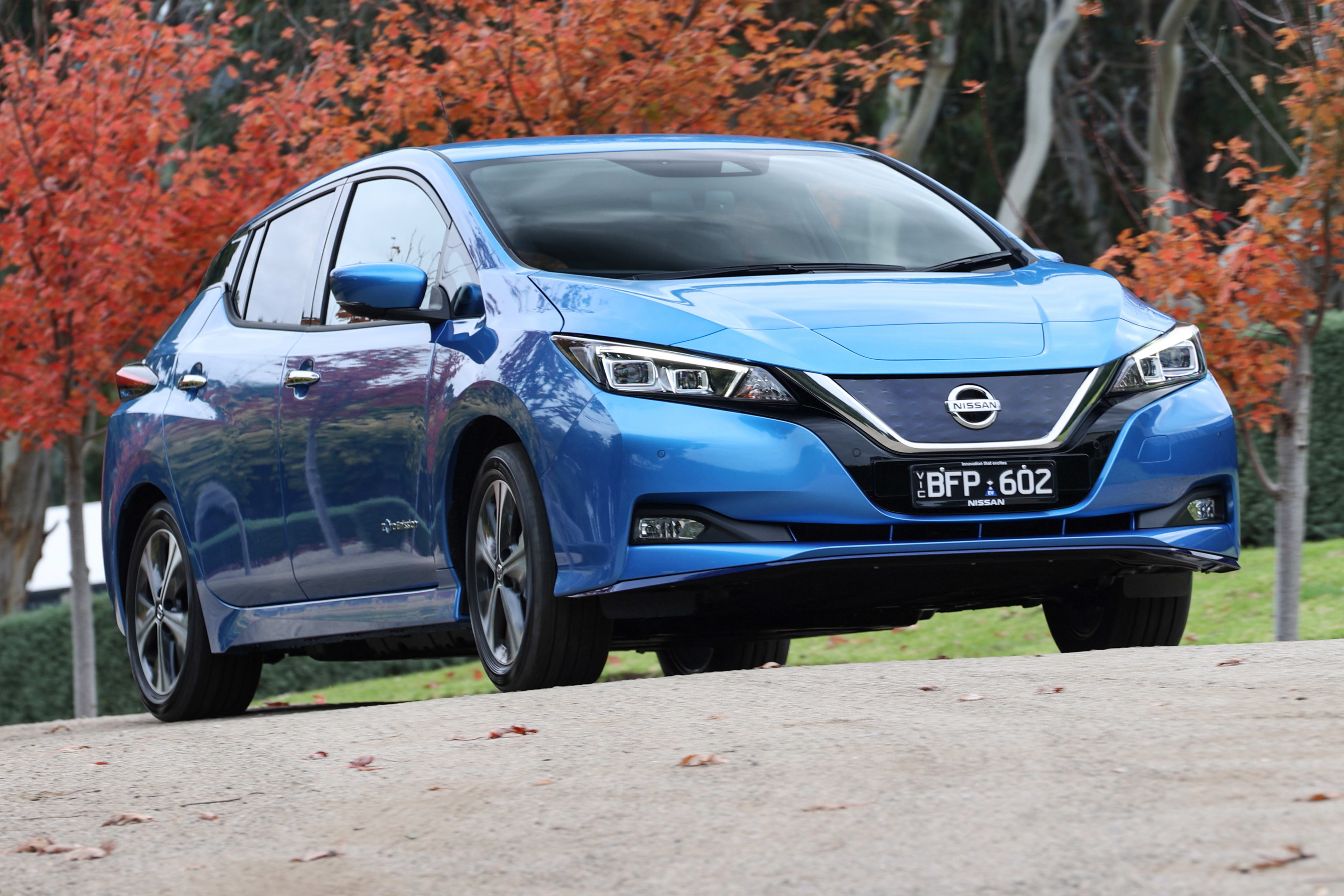 Nissan Leaf e+ review Australia