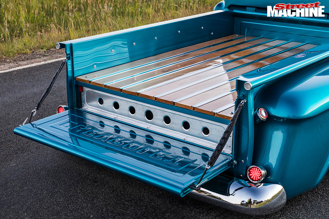 Street Machine Features Chevrolet Apache Tray