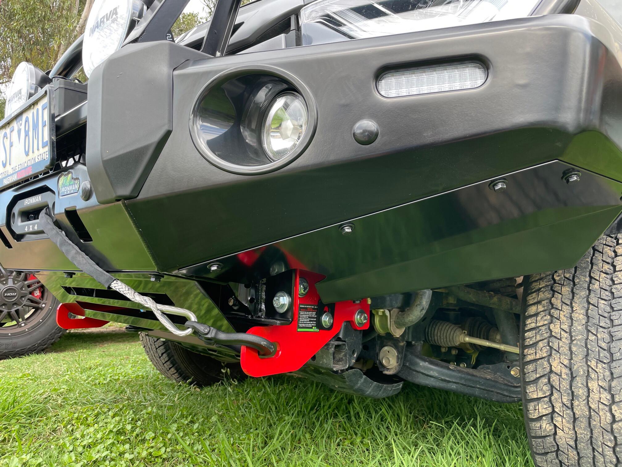 4 X 4 Australia Gear 2021 Isuzu D MAX Ironman 4 X 4 Winch