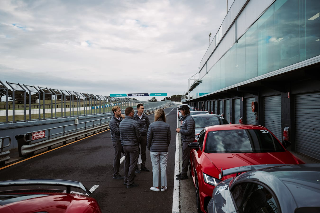 Motor Features 20210326 Audi Driving Experience 2021 Phillip Island 021