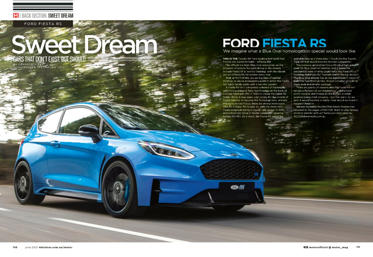 Motor News SWEET DREAM